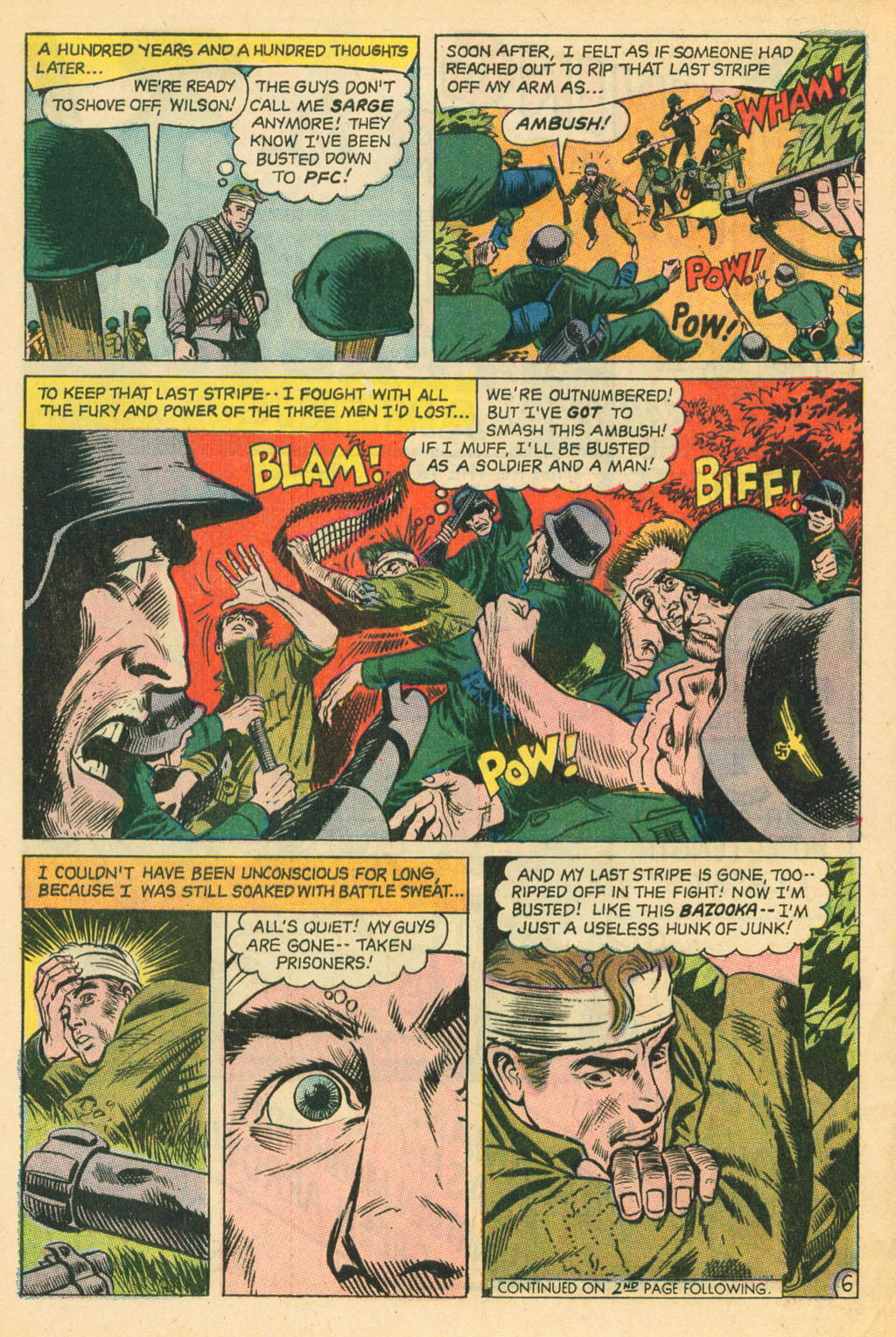 Our Fighting Forces (1954) issue 110 - Page 29