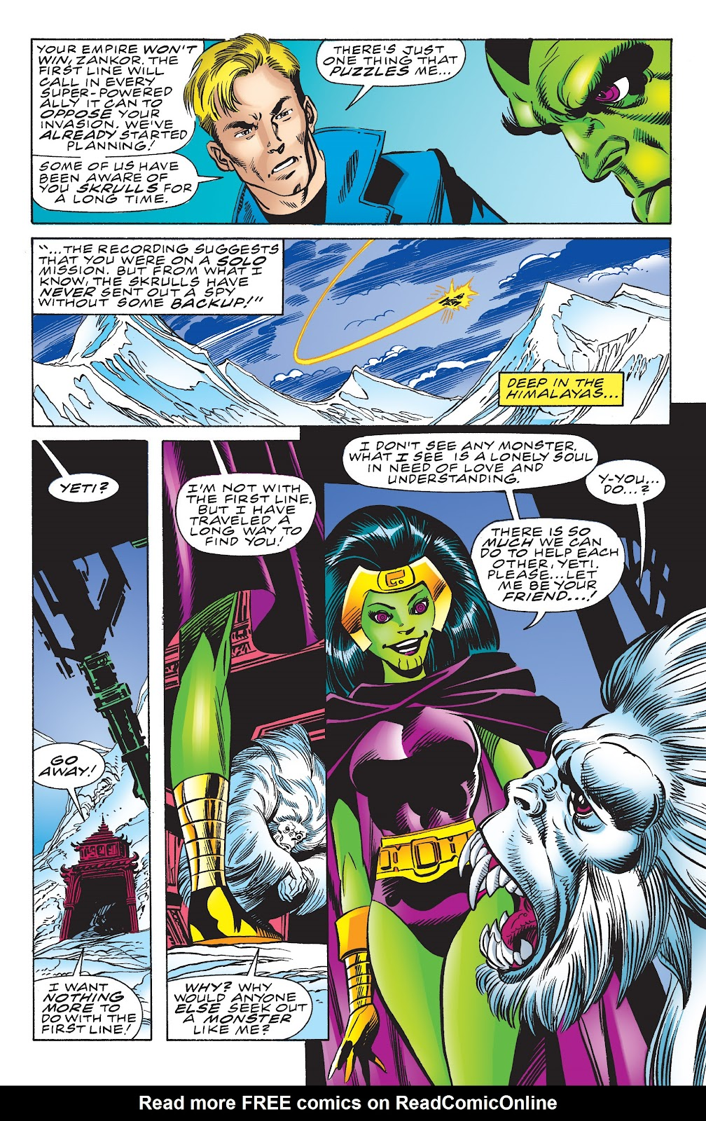 Read online Secret Invasion: Rise of the Skrulls comic -  Issue # TPB (Part 3) - 28