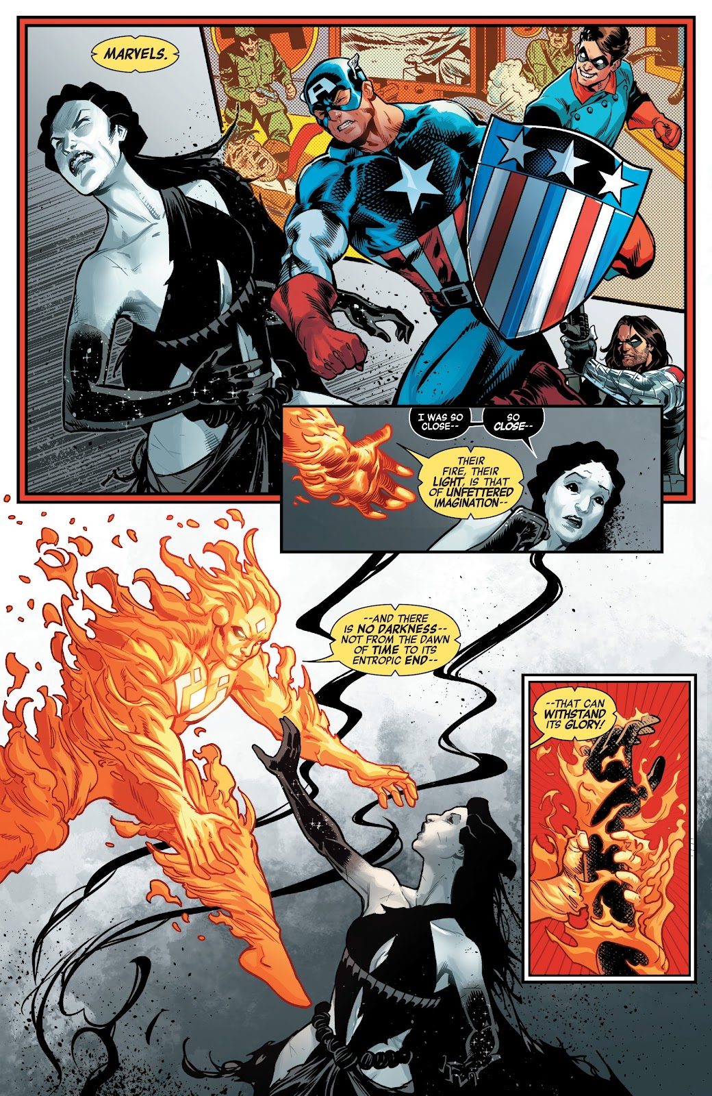 Read online Avengers No Road Home comic -  Issue #10 - 16