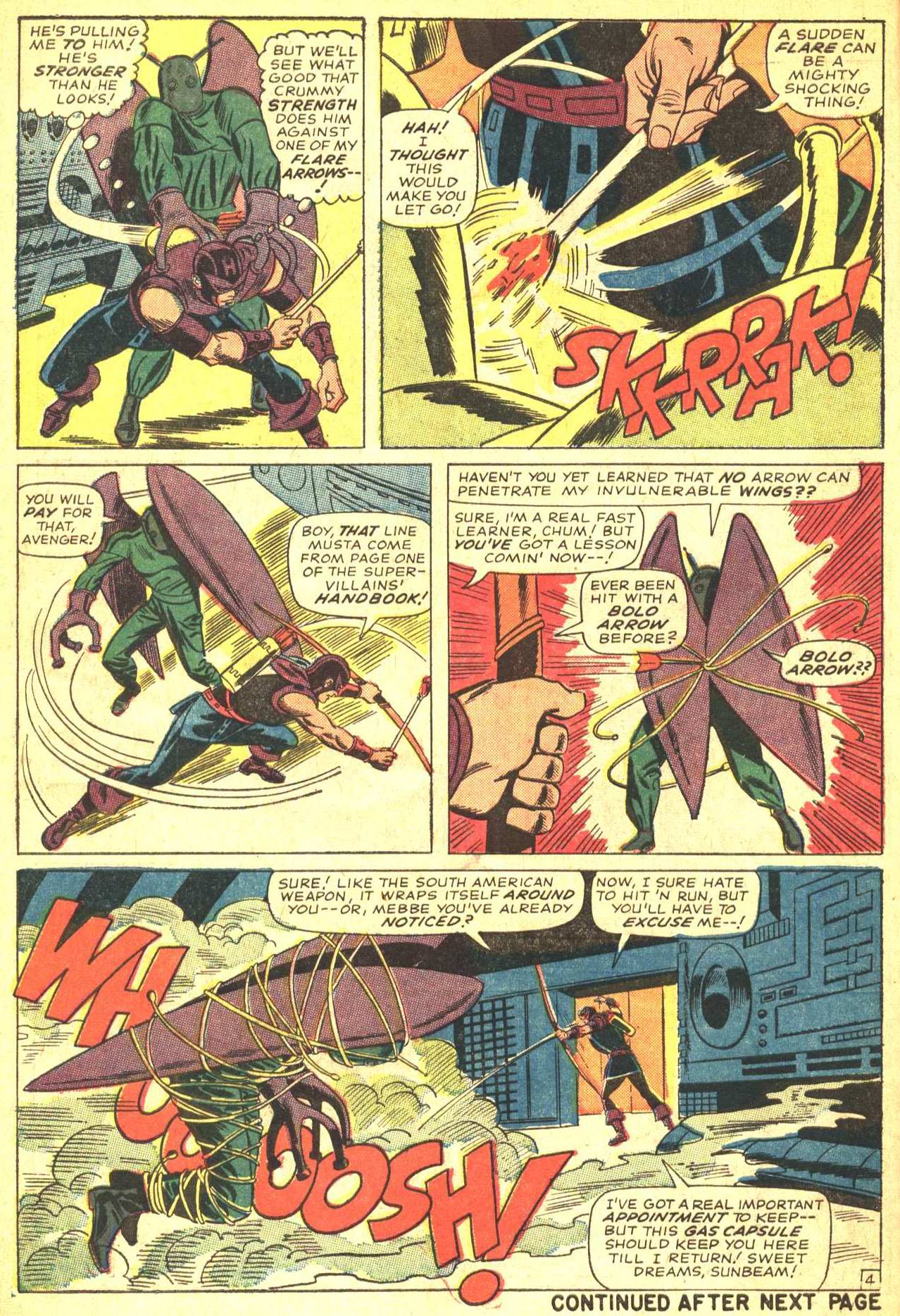 The Avengers (1963) 27 Page 4