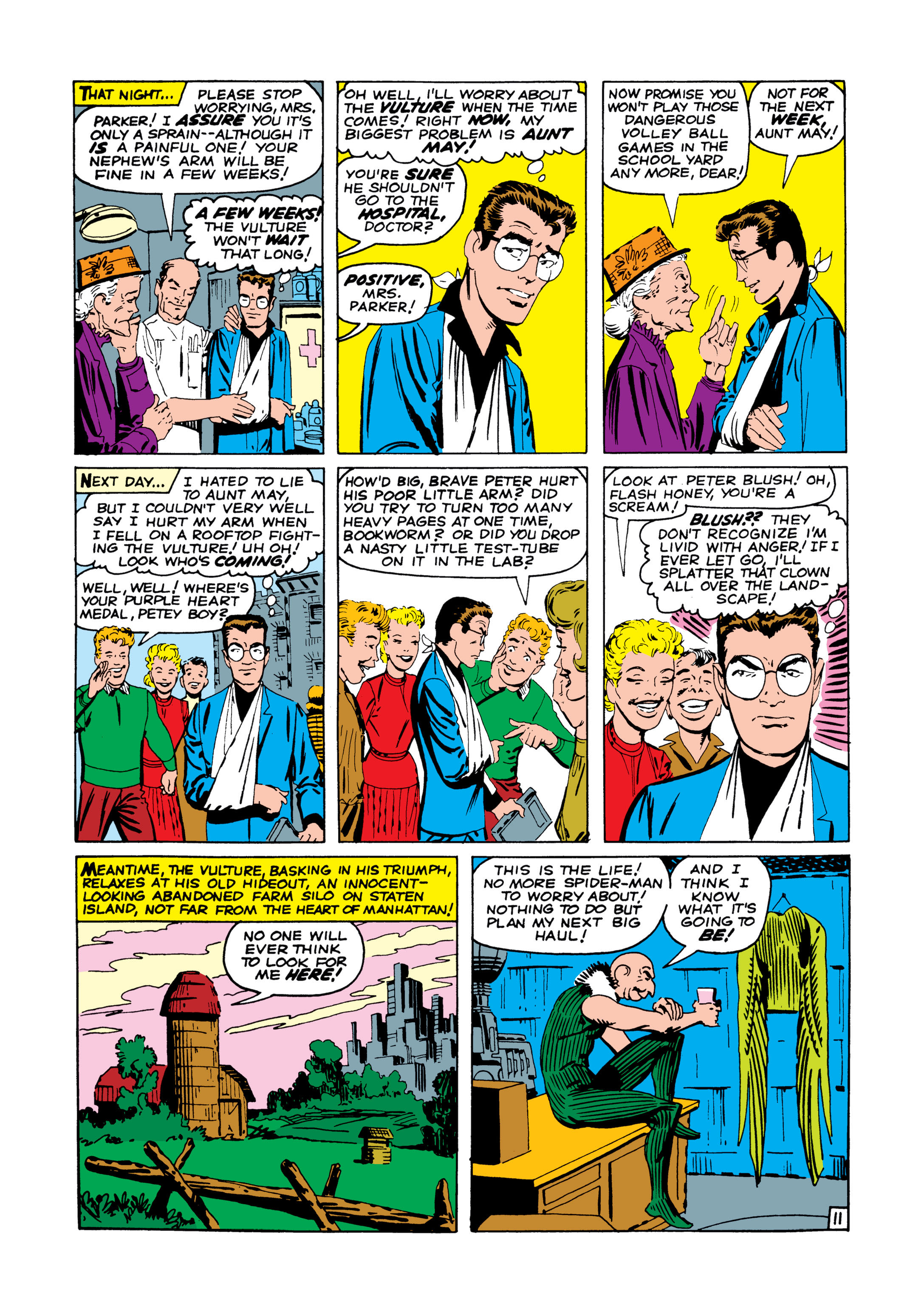 The Amazing Spider-Man (1963) 7 Page 11