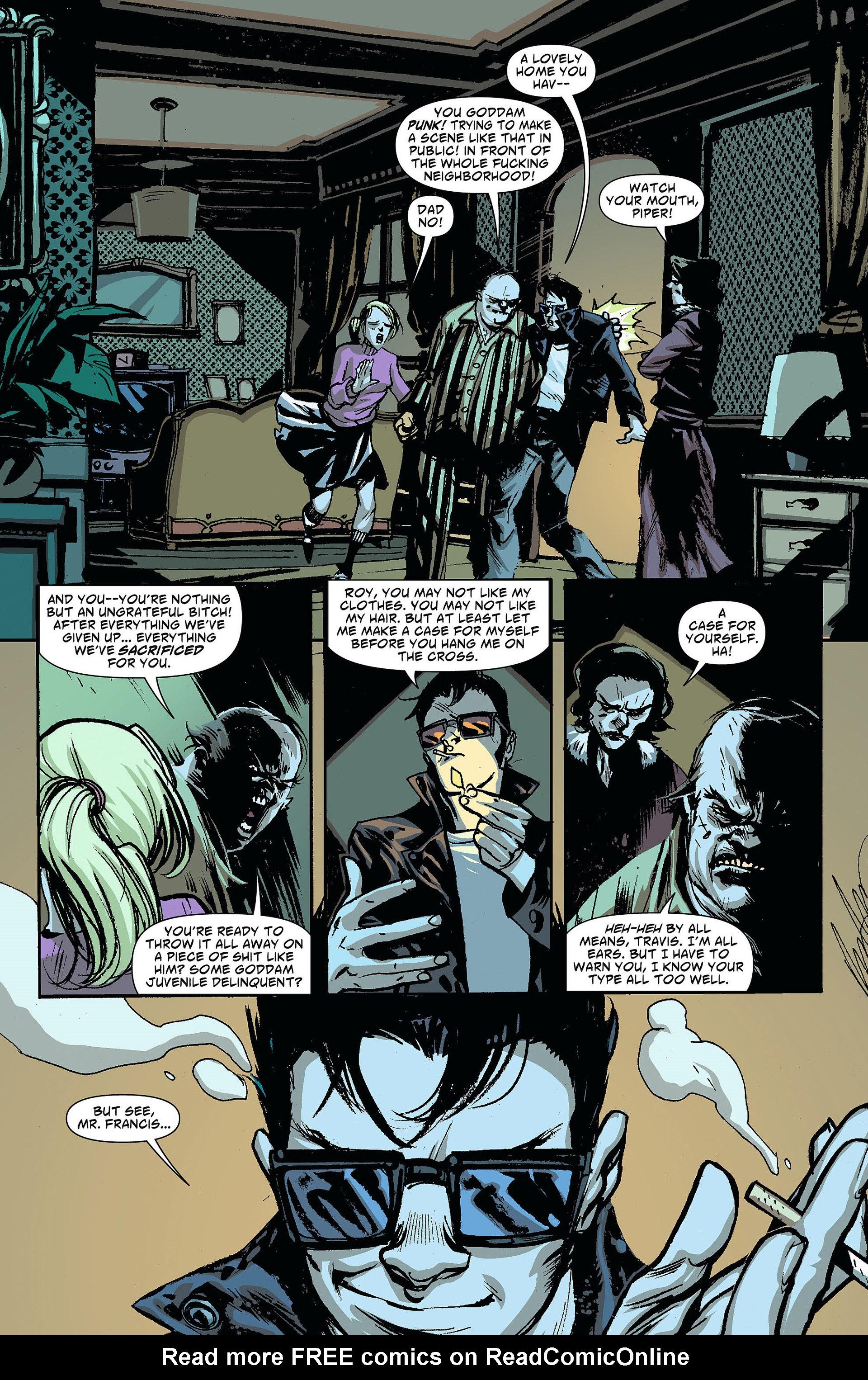Read online American Vampire comic -  Issue #22 - 8