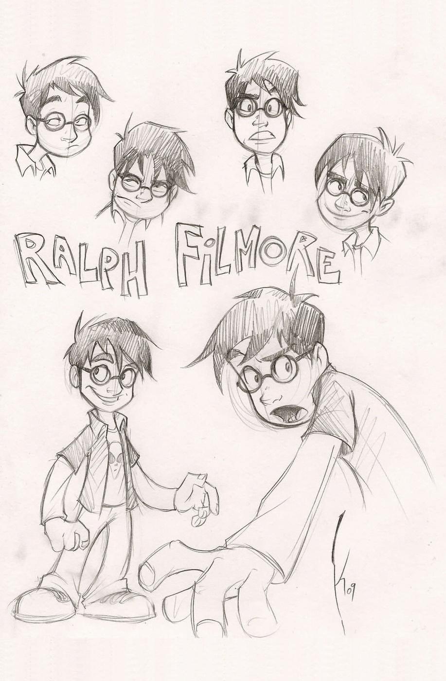 Read online Ralph Filmore comic -  Issue # Full - 106