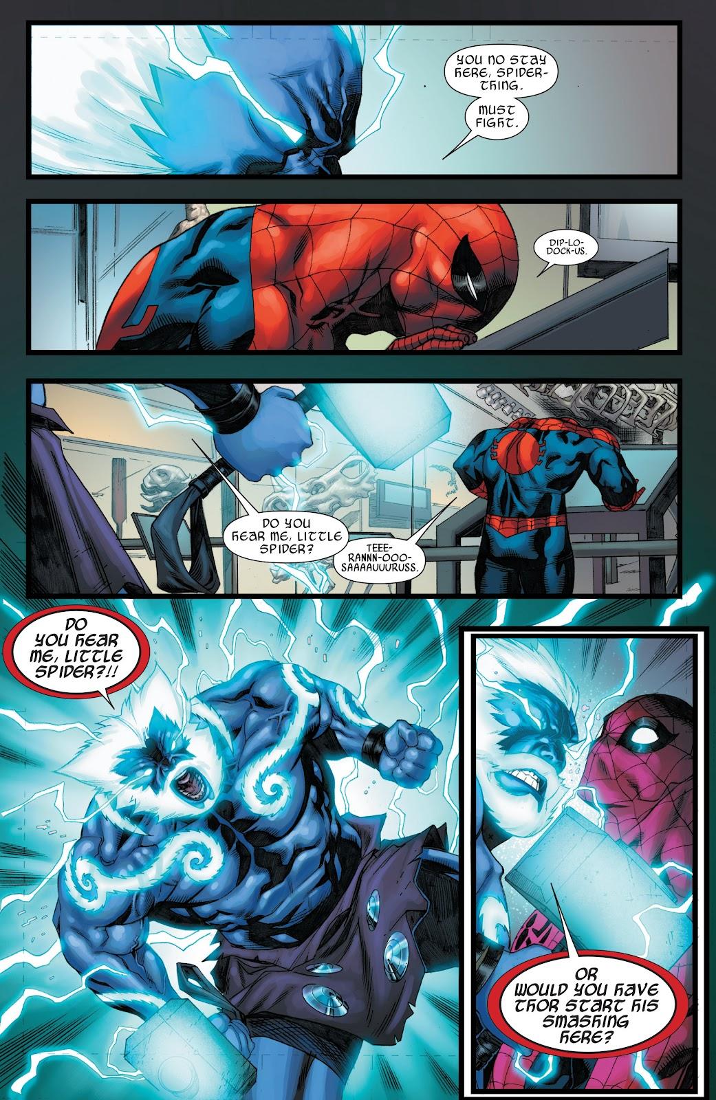 World War Hulks: Spider-Man vs. Thor Issue #1 #1 - English 14