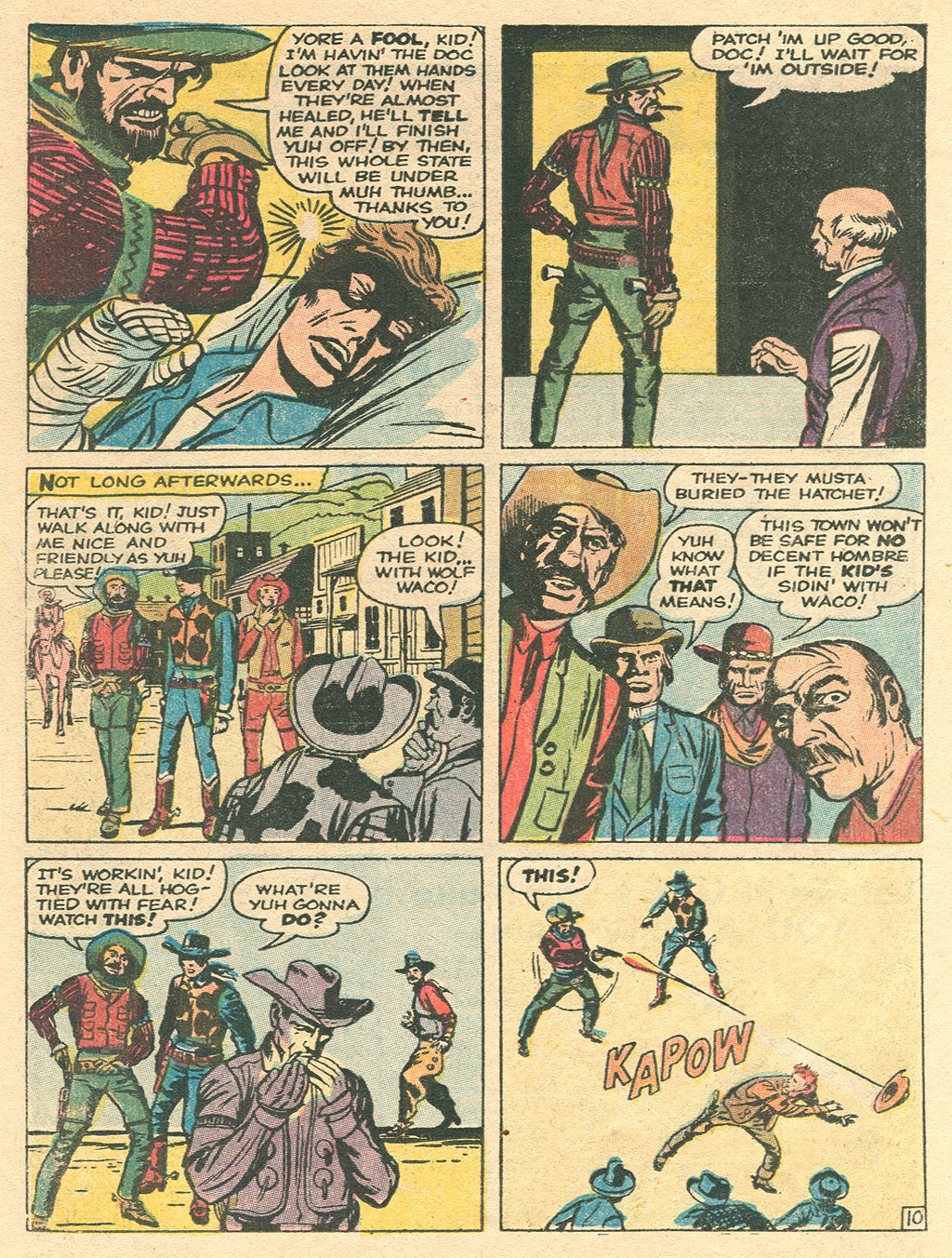 Read online Two-Gun Kid comic -  Issue #101 - 16