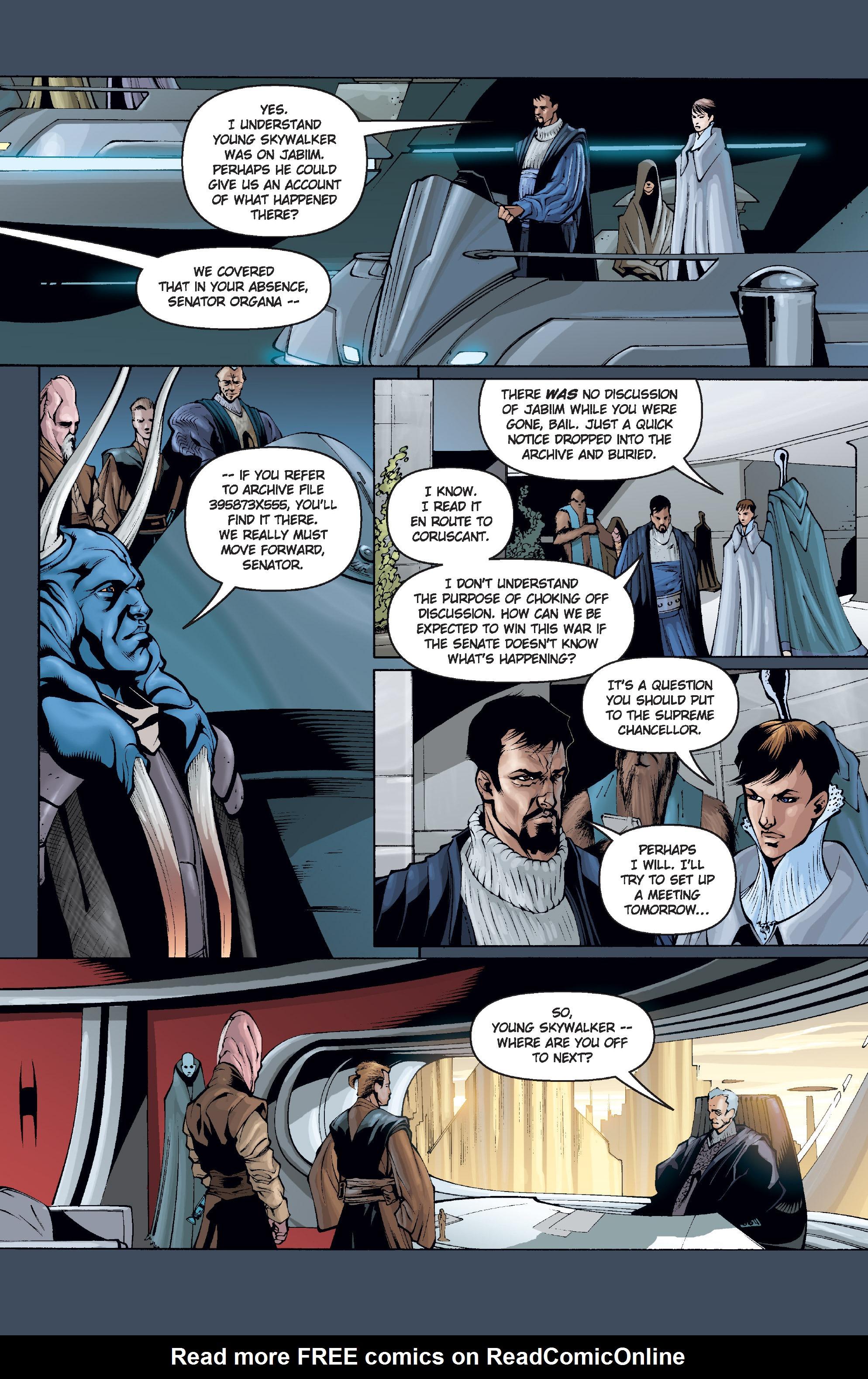 Read online Star Wars Omnibus comic -  Issue # Vol. 24 - 363
