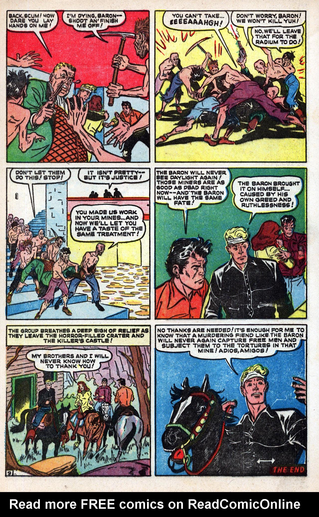 Read online Two-Gun Kid comic -  Issue #8 - 11