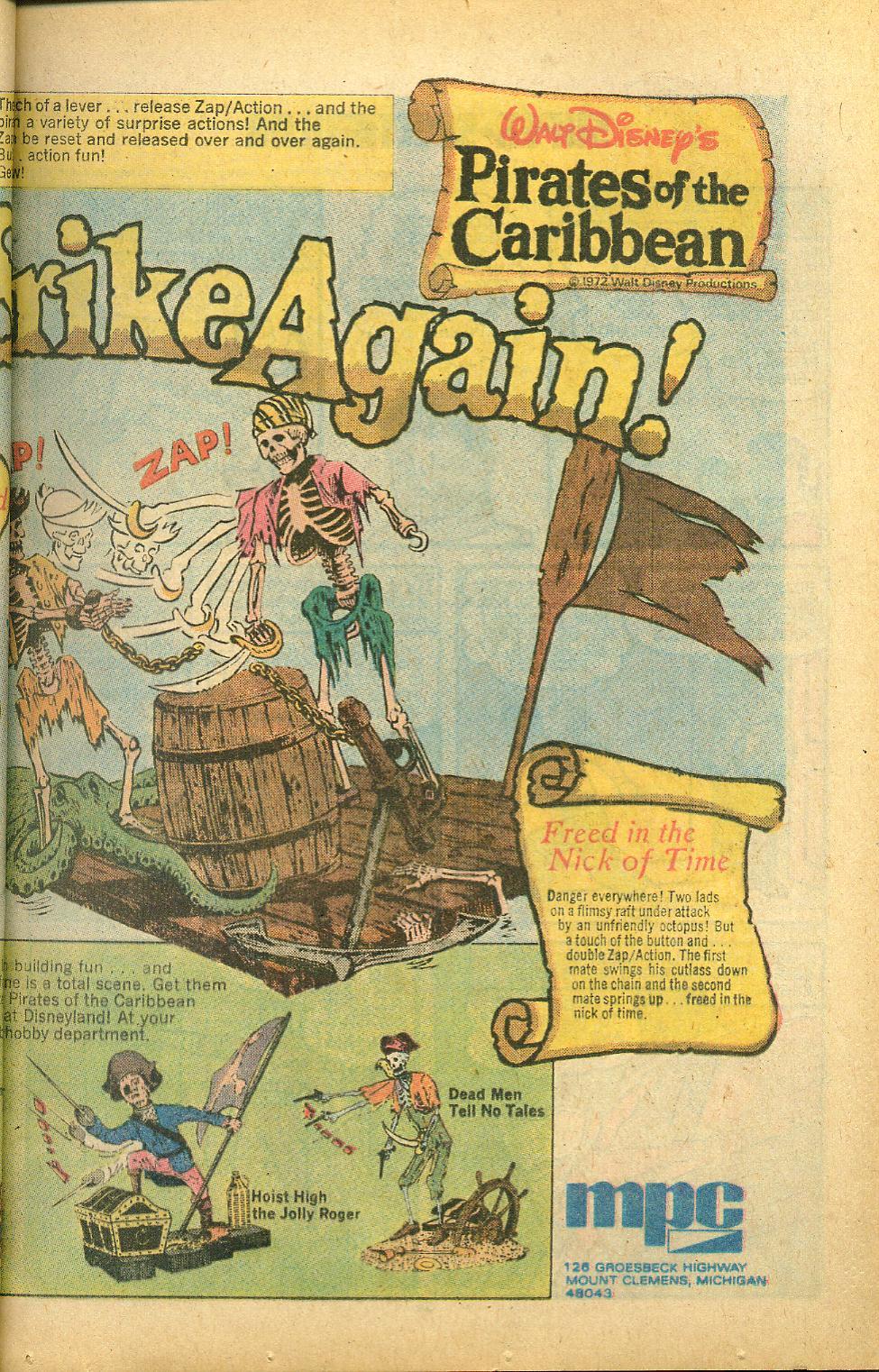 Read online Shazam! (1973) comic -  Issue #8 - 15
