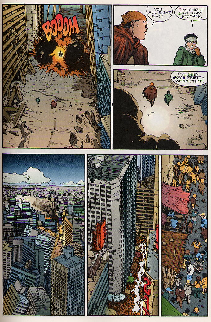 Read online Akira comic -  Issue #17 - 34