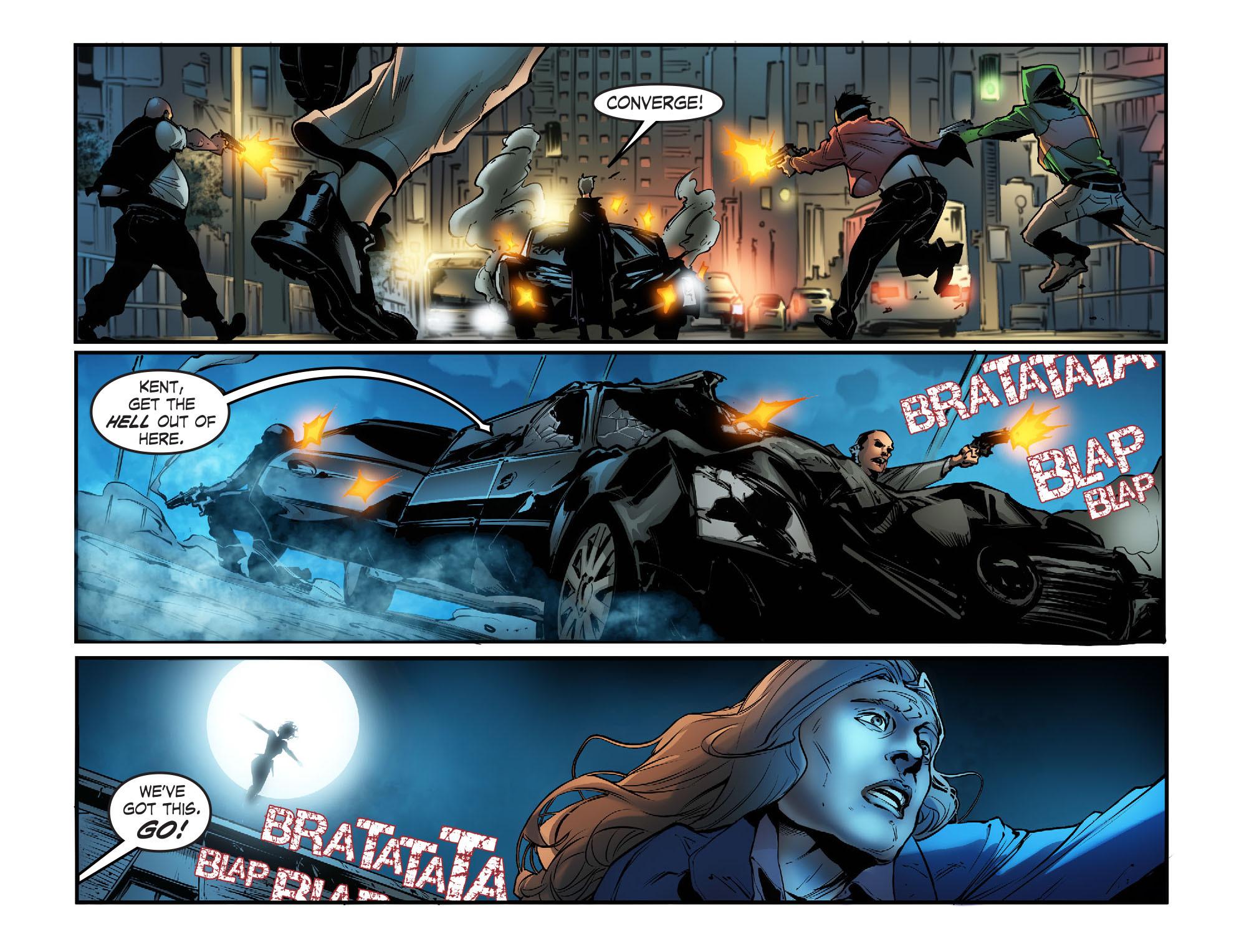 Read online Smallville: Season 11 comic -  Issue #56 - 14