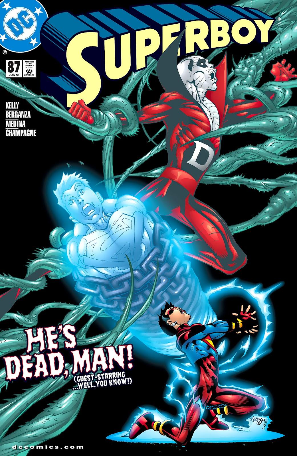 Superboy (1994) 87 Page 1