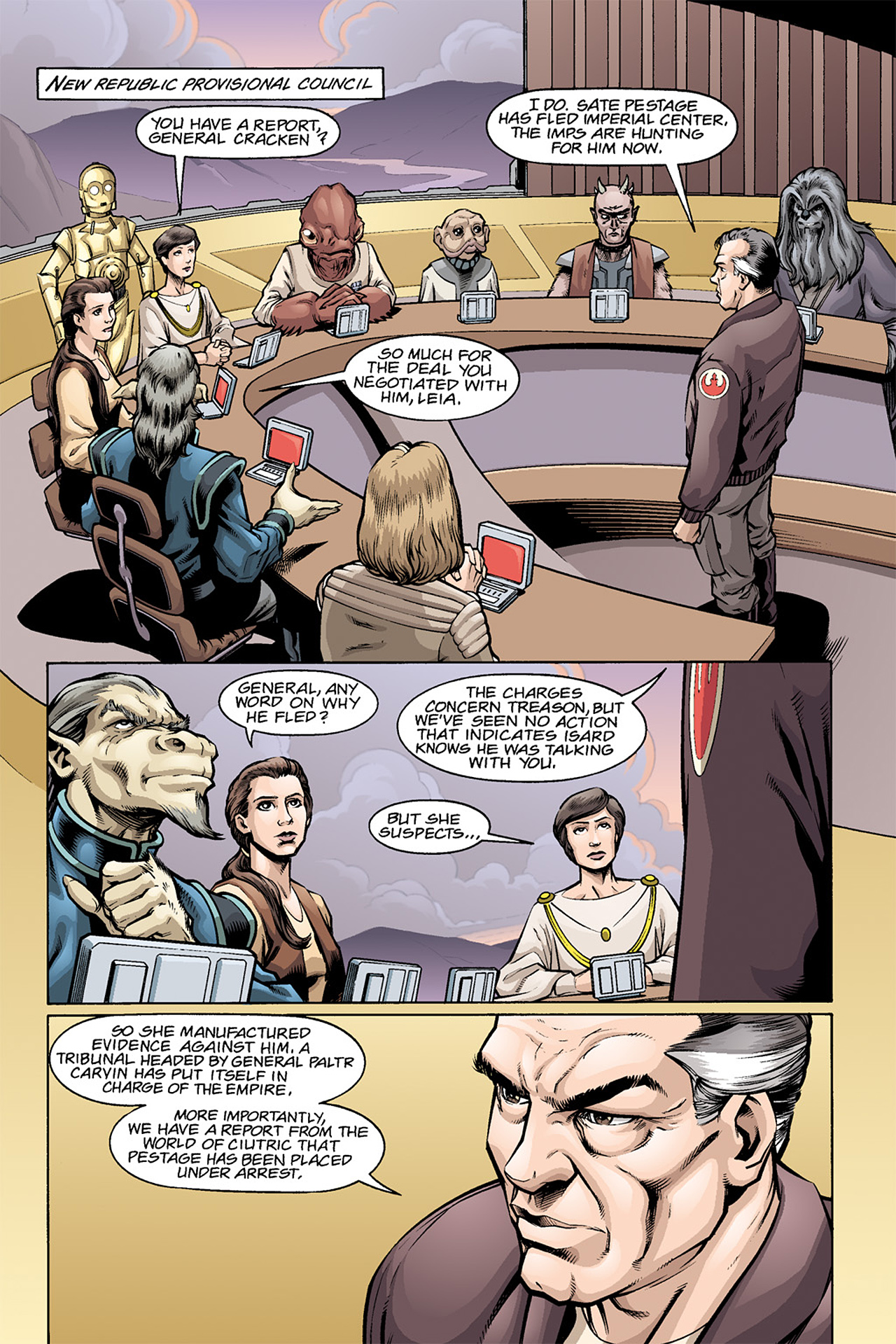 Read online Star Wars Omnibus comic -  Issue # Vol. 3 - 285