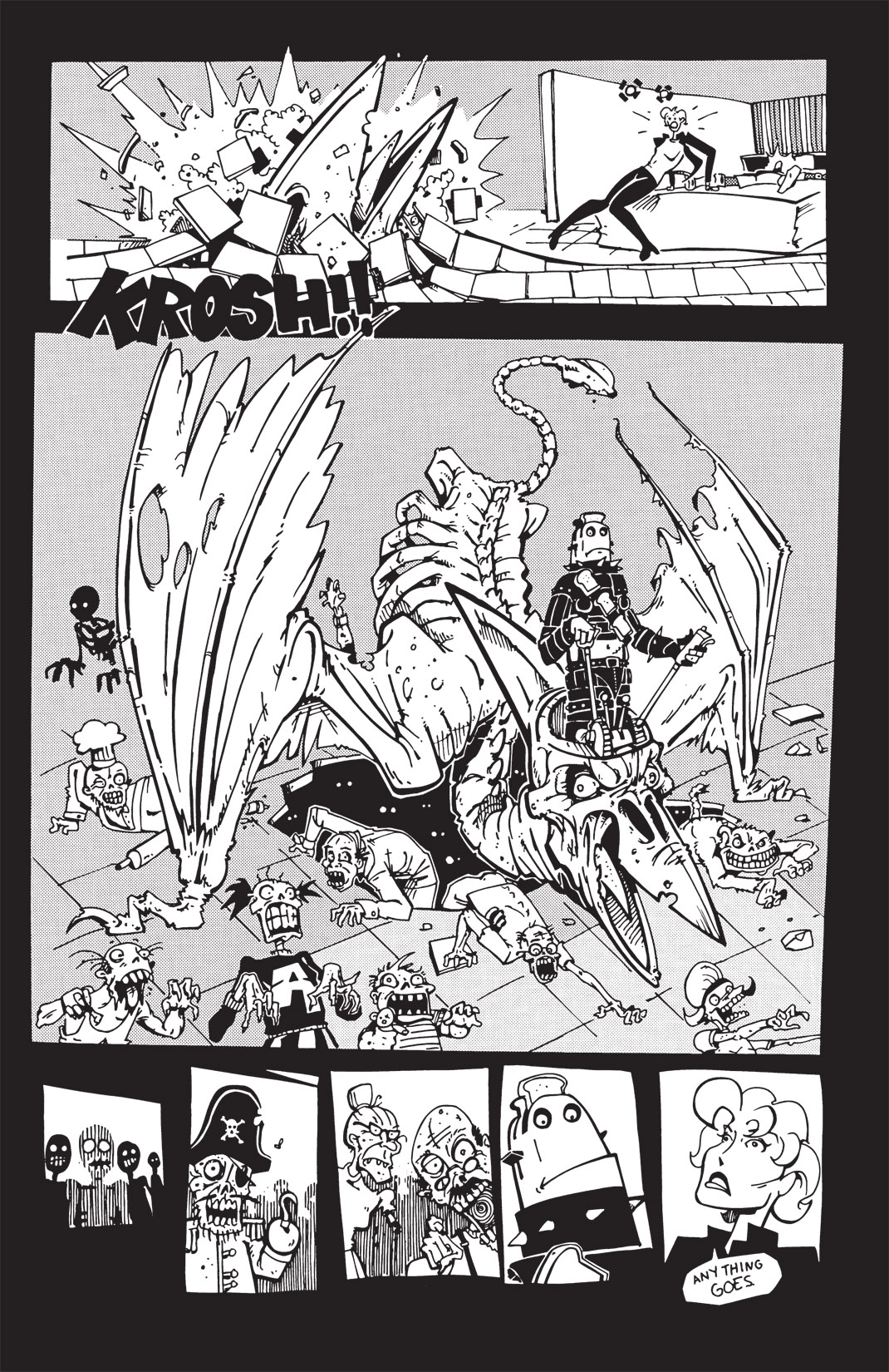 Read online Scud: The Disposable Assassin: The Whole Shebang comic -  Issue # TPB (Part 2) - 149