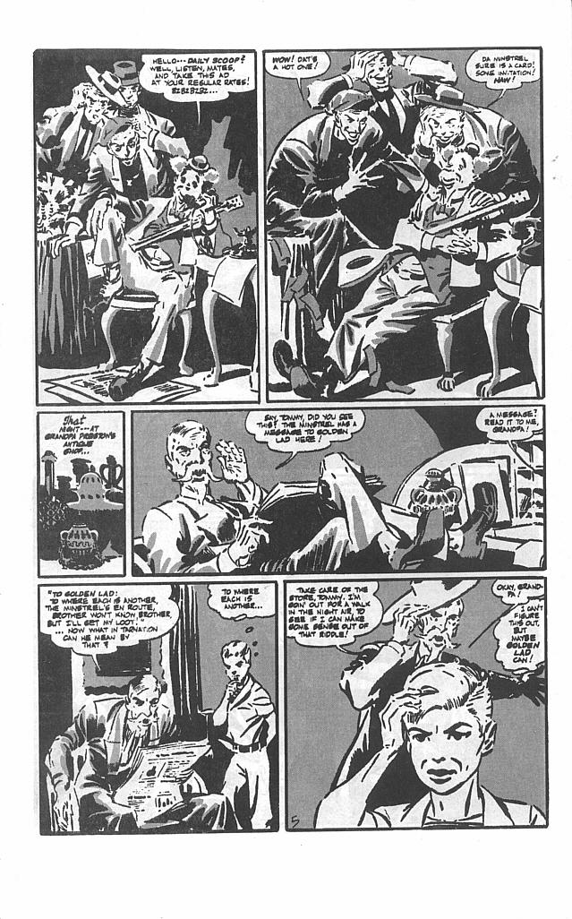 Read online Golden-Age Men of Mystery comic -  Issue #3 - 38