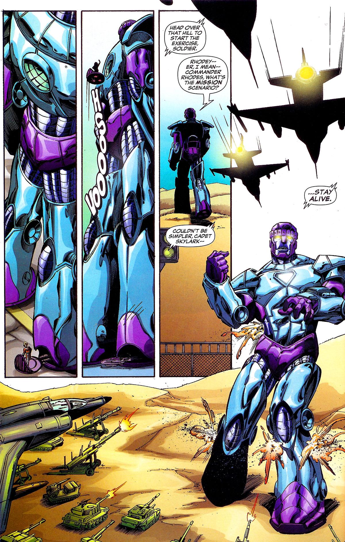 Read online Sentinel Squad O*N*E comic -  Issue #1 - 15