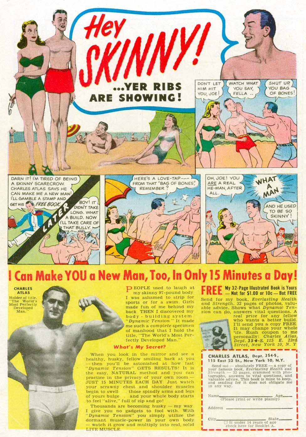 Read online Adventure Comics (1938) comic -  Issue #211 - 36