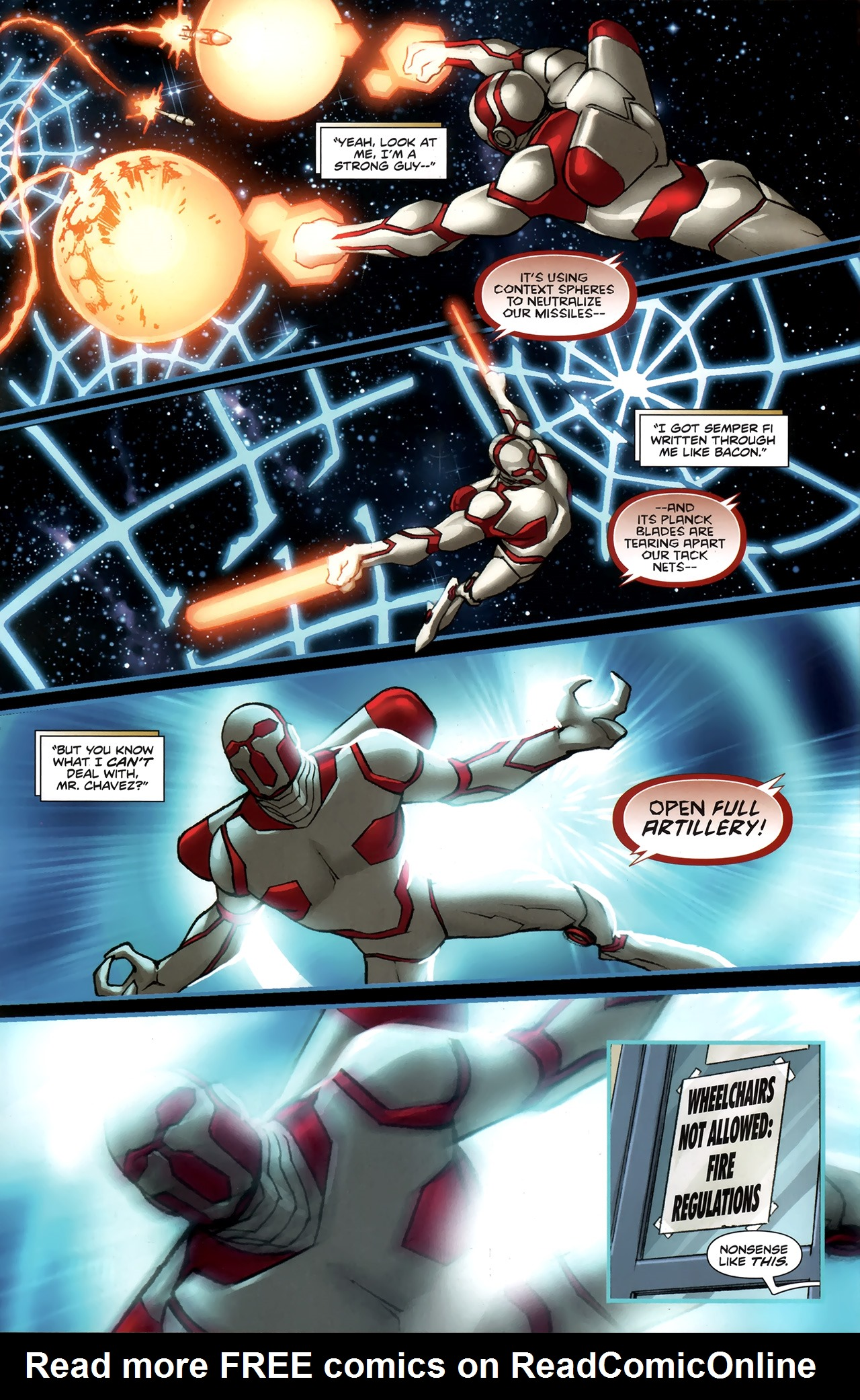 Read online Soldier Zero comic -  Issue #1 - 5
