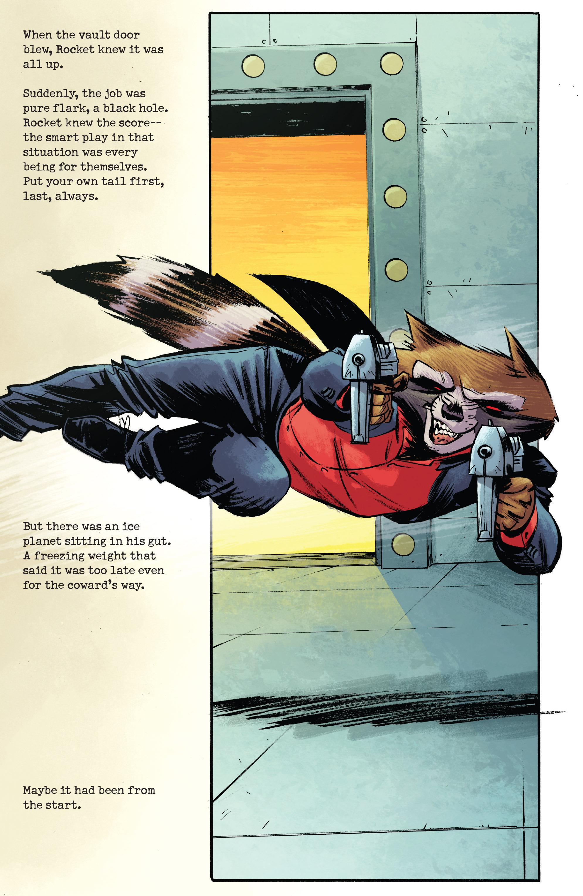 Read online Rocket comic -  Issue #1 - 3
