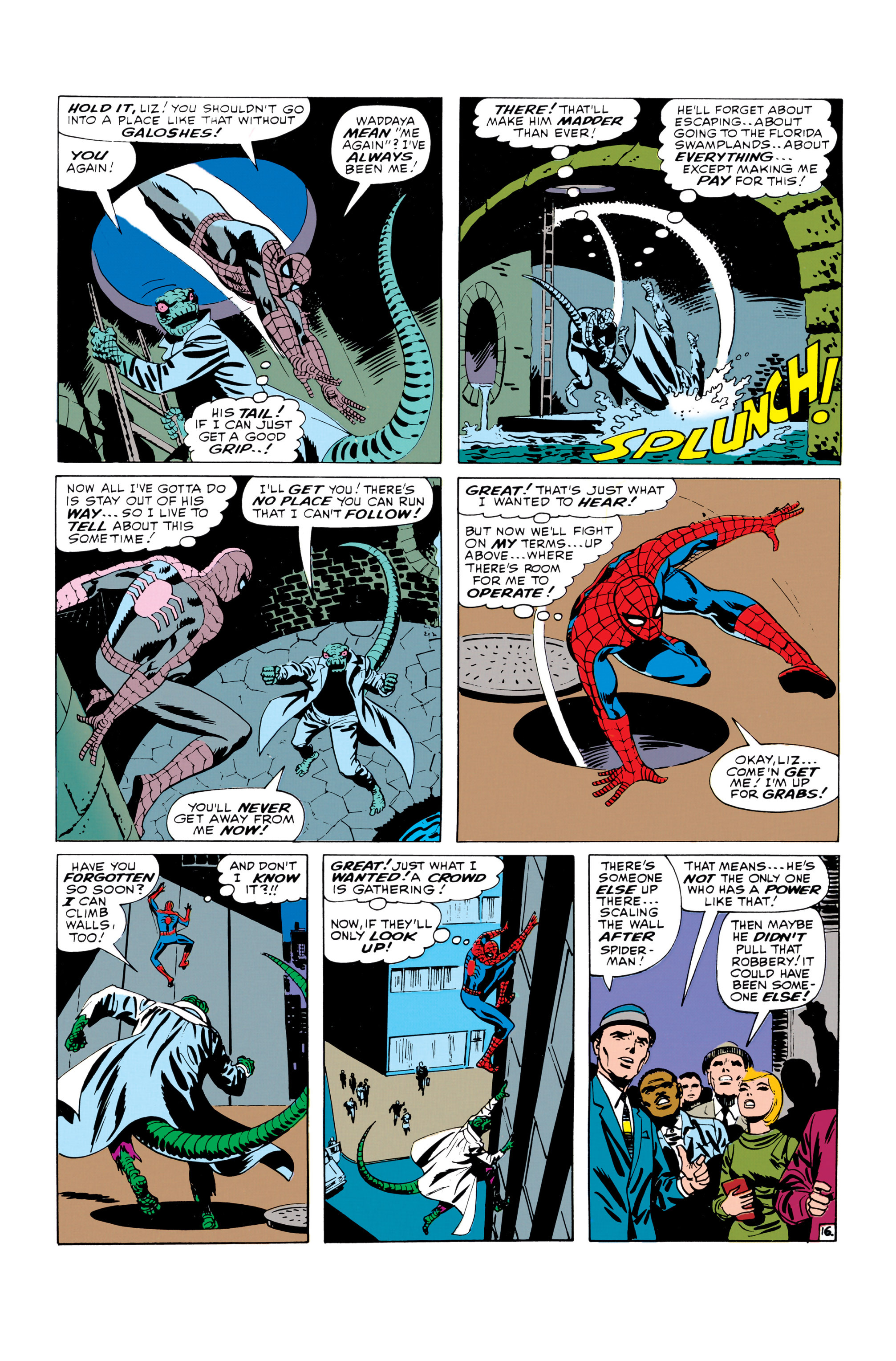 The Amazing Spider-Man (1963) 44 Page 16