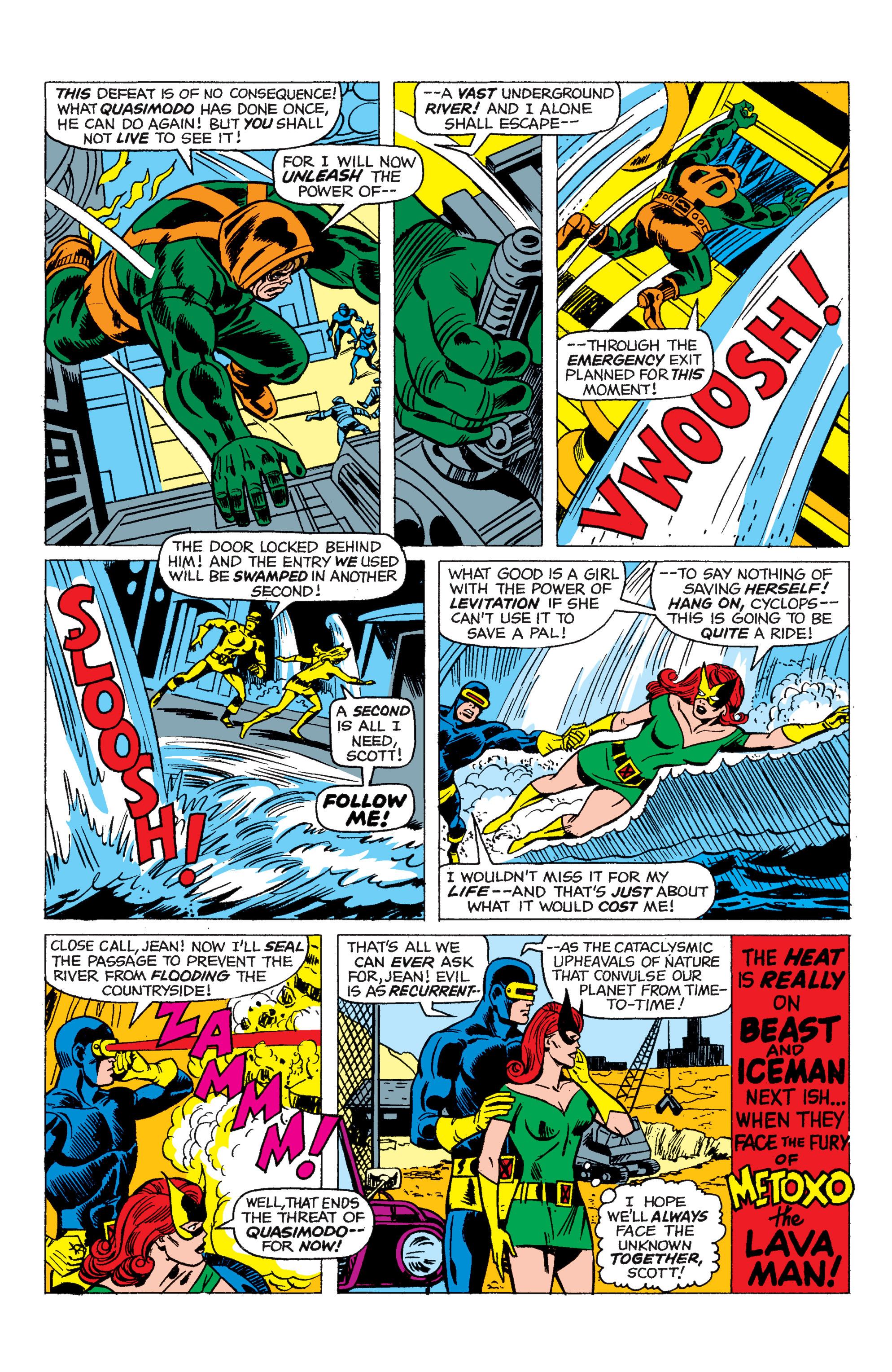 Read online Uncanny X-Men (1963) comic -  Issue #48 - 16