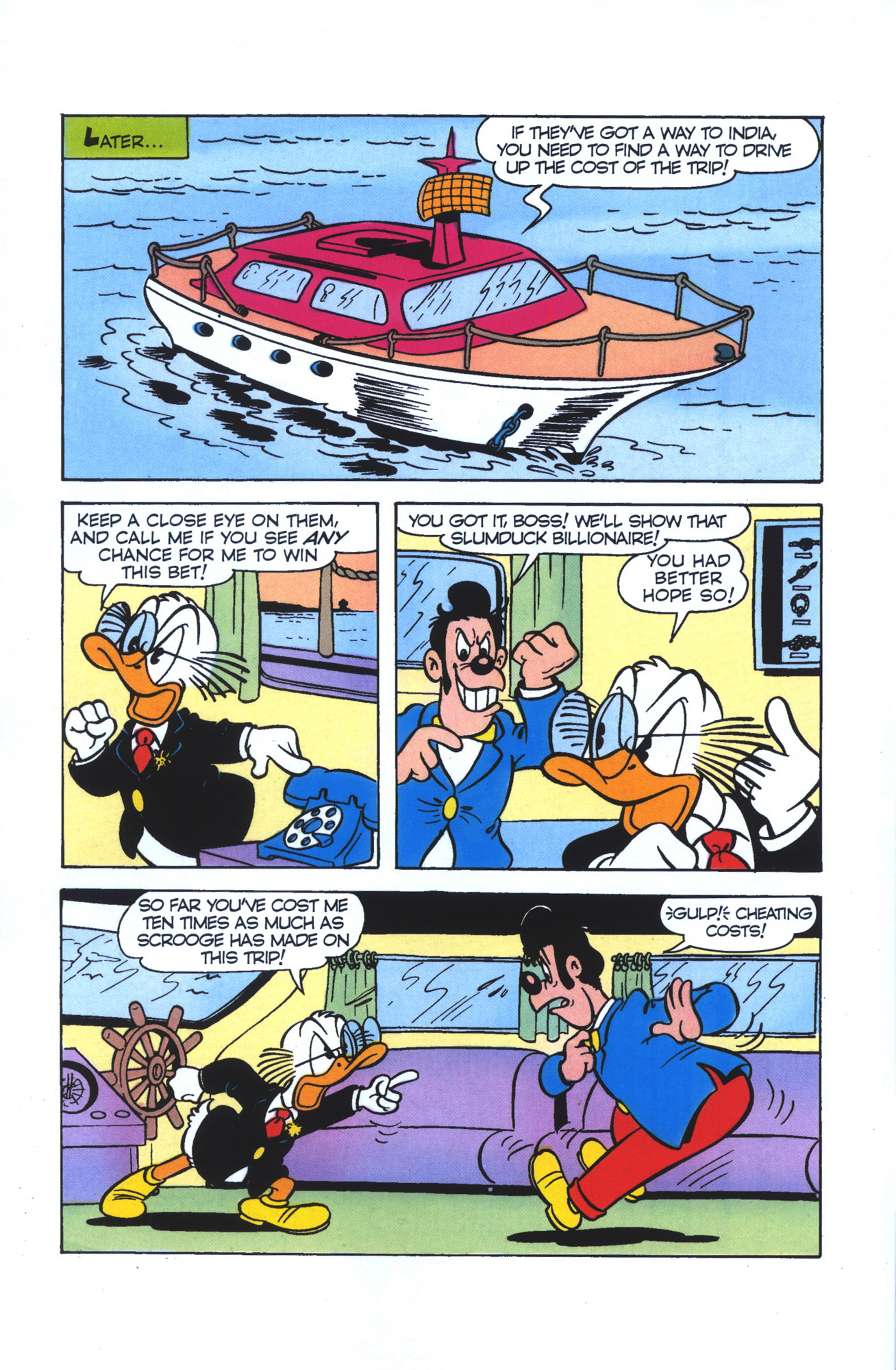 Read online Uncle Scrooge (1953) comic -  Issue #390 - 5