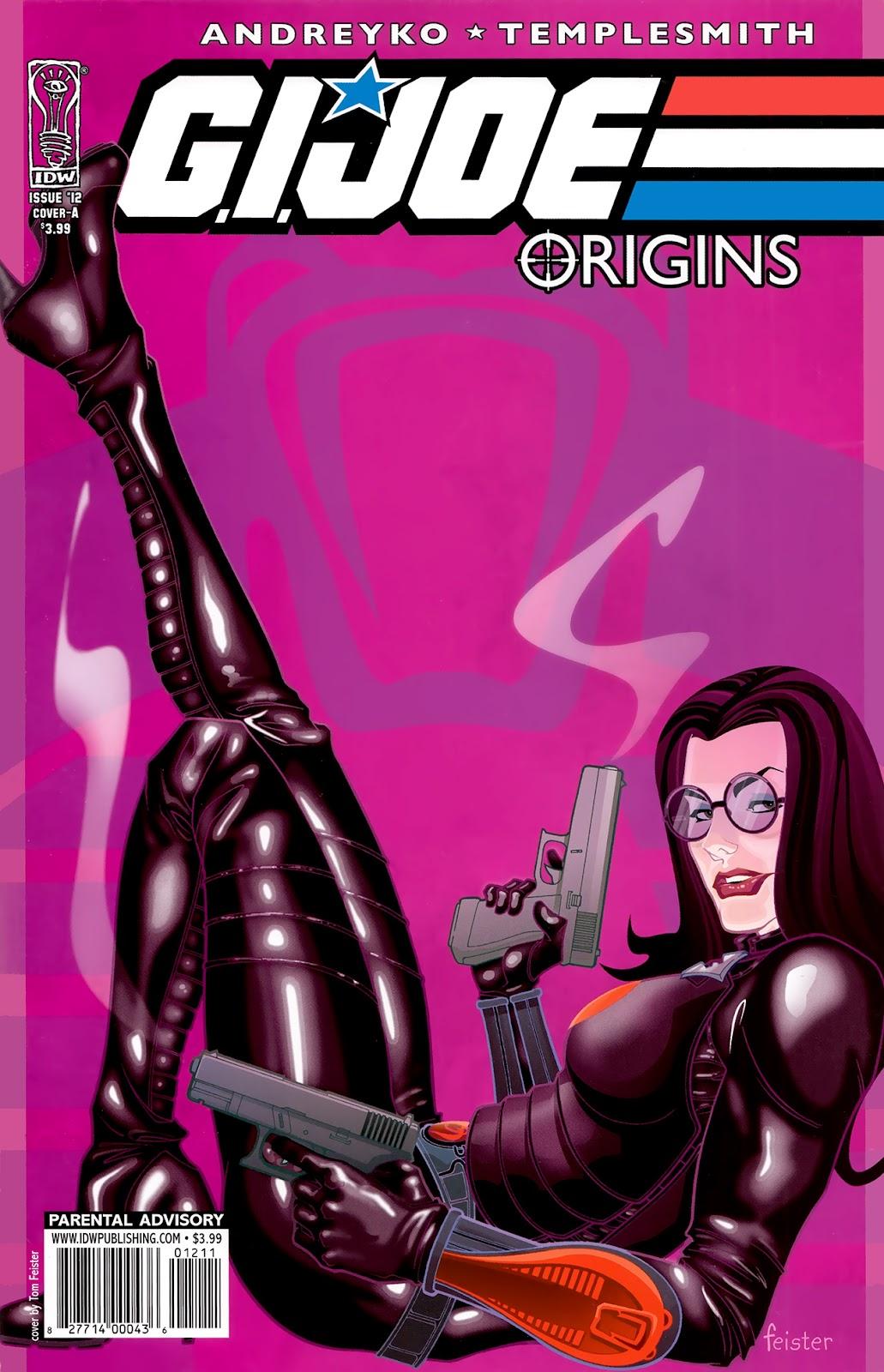 G.I. Joe: Origins issue 12 - Page 1
