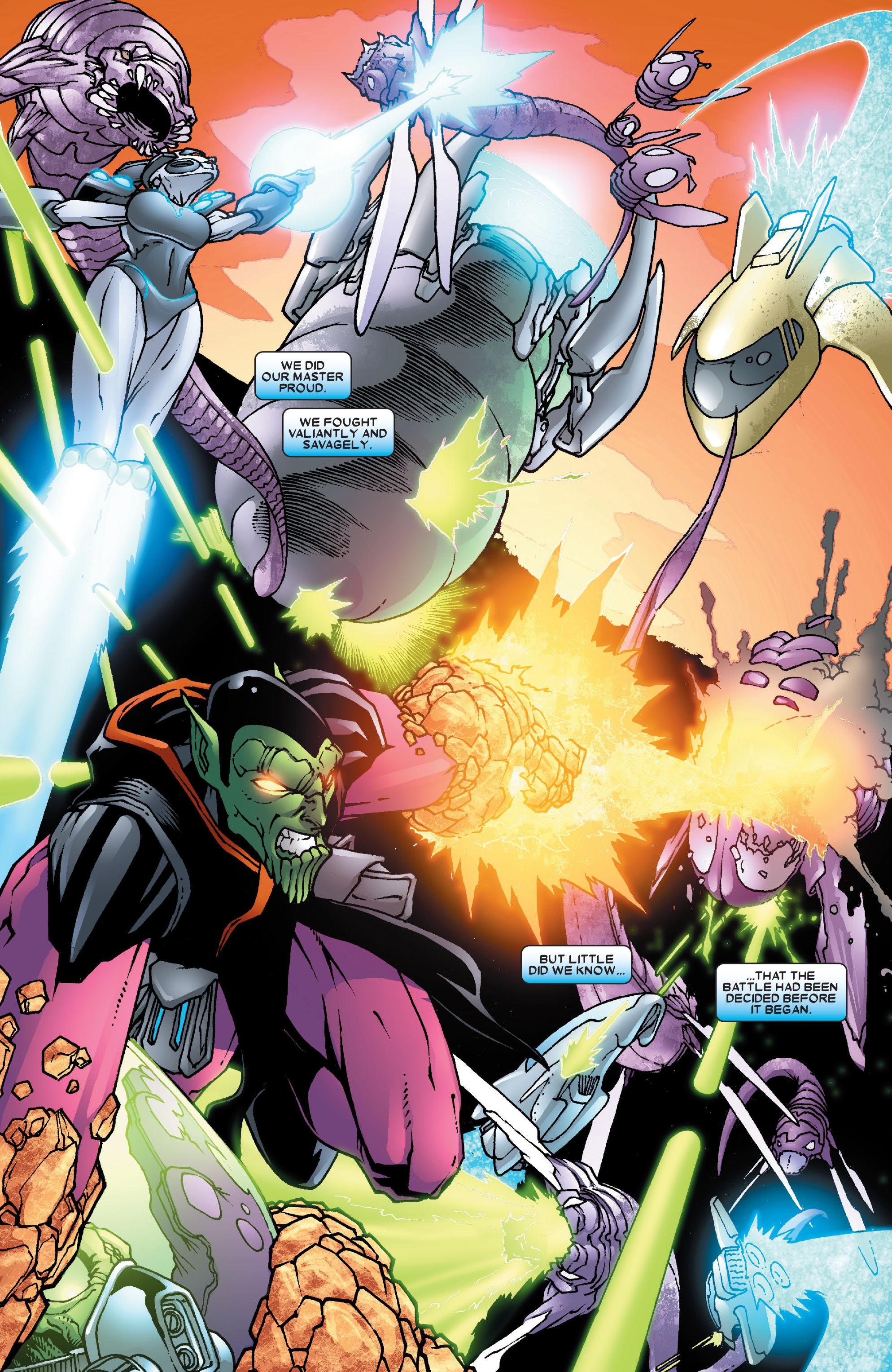 Read online Annihilation: Super-Skrull comic -  Issue #3 - 21