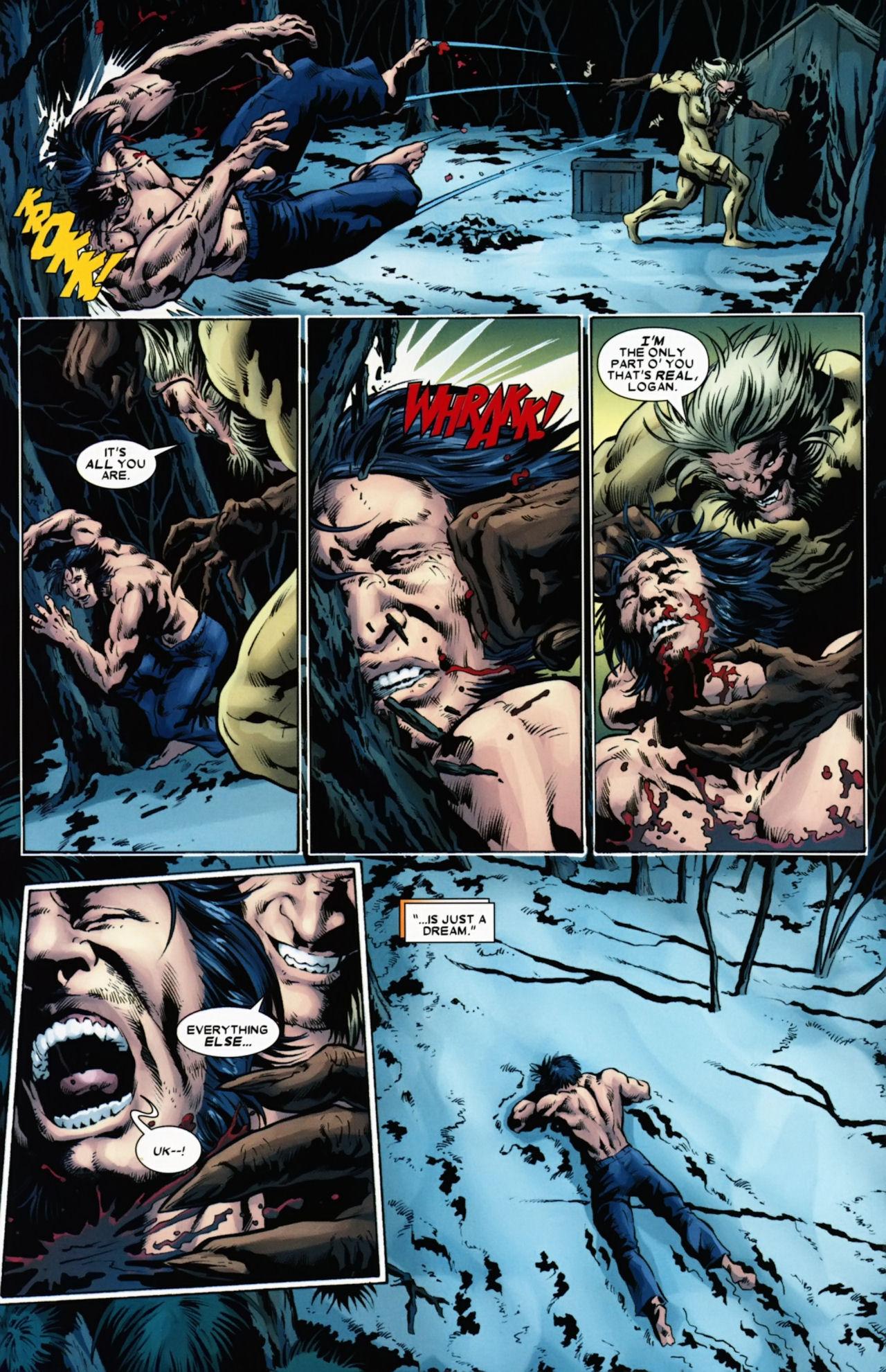 Read online Wolverine: Origins comic -  Issue #49 - 16