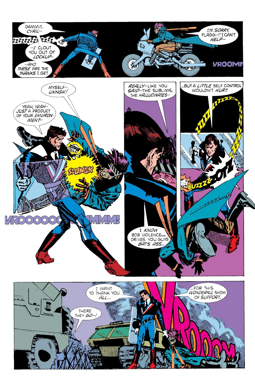 American Flagg! issue Definitive Collection (Part 2) - Page 26