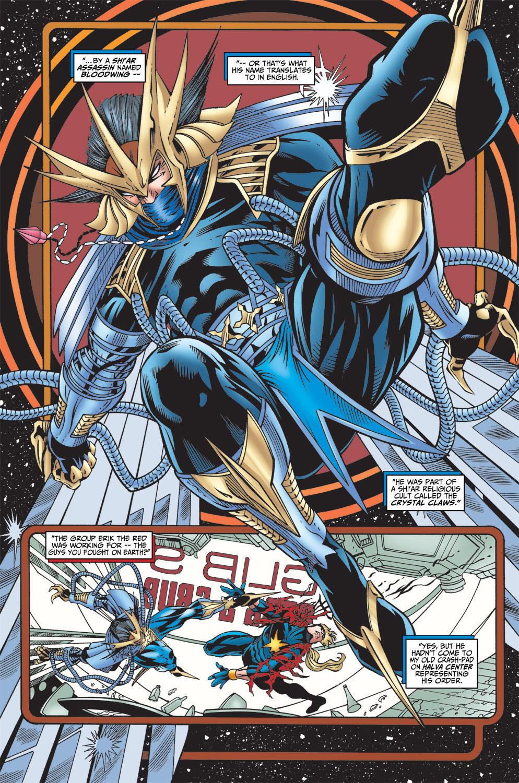 Captain Marvel (1999) Issue #14 #15 - English 9