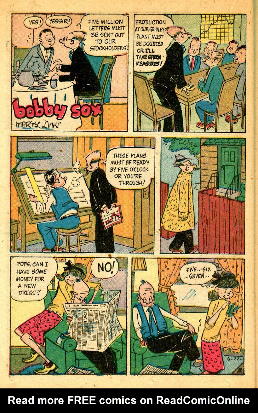 Read online Famous Funnies comic -  Issue #178 - 32