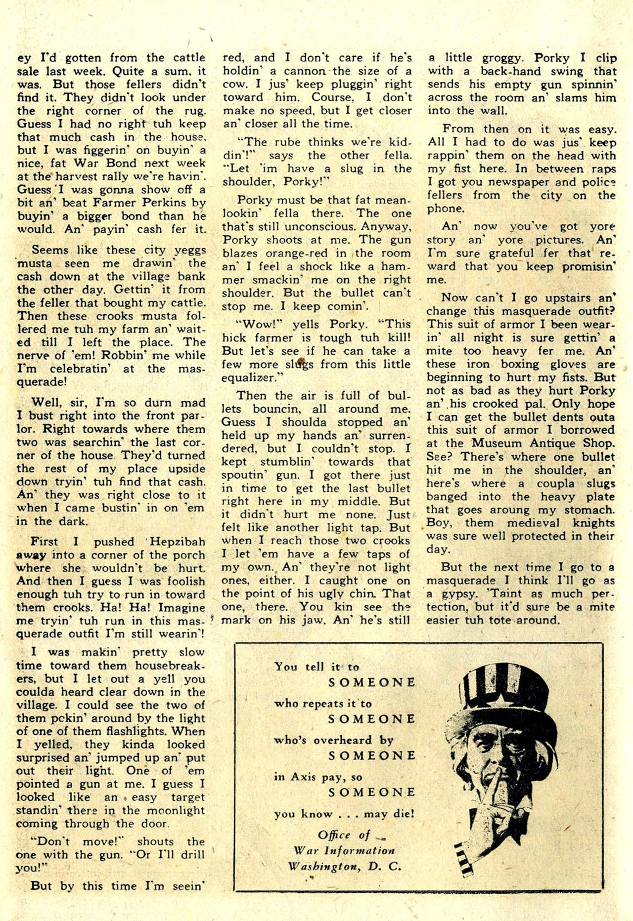 Read online Detective Comics (1937) comic -  Issue #100 - 37