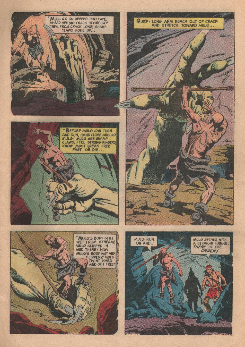 Read online Turok, Son of Stone comic -  Issue #55 - 8