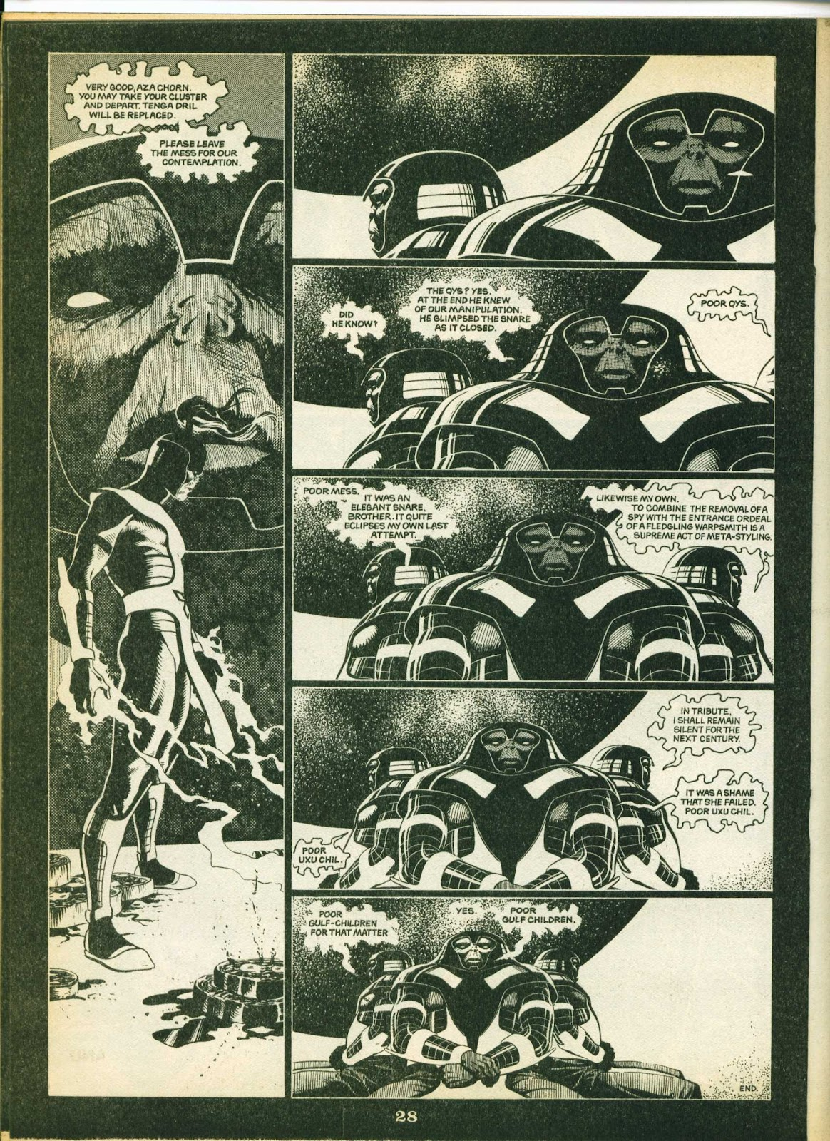 Warrior Issue #10 #11 - English 27