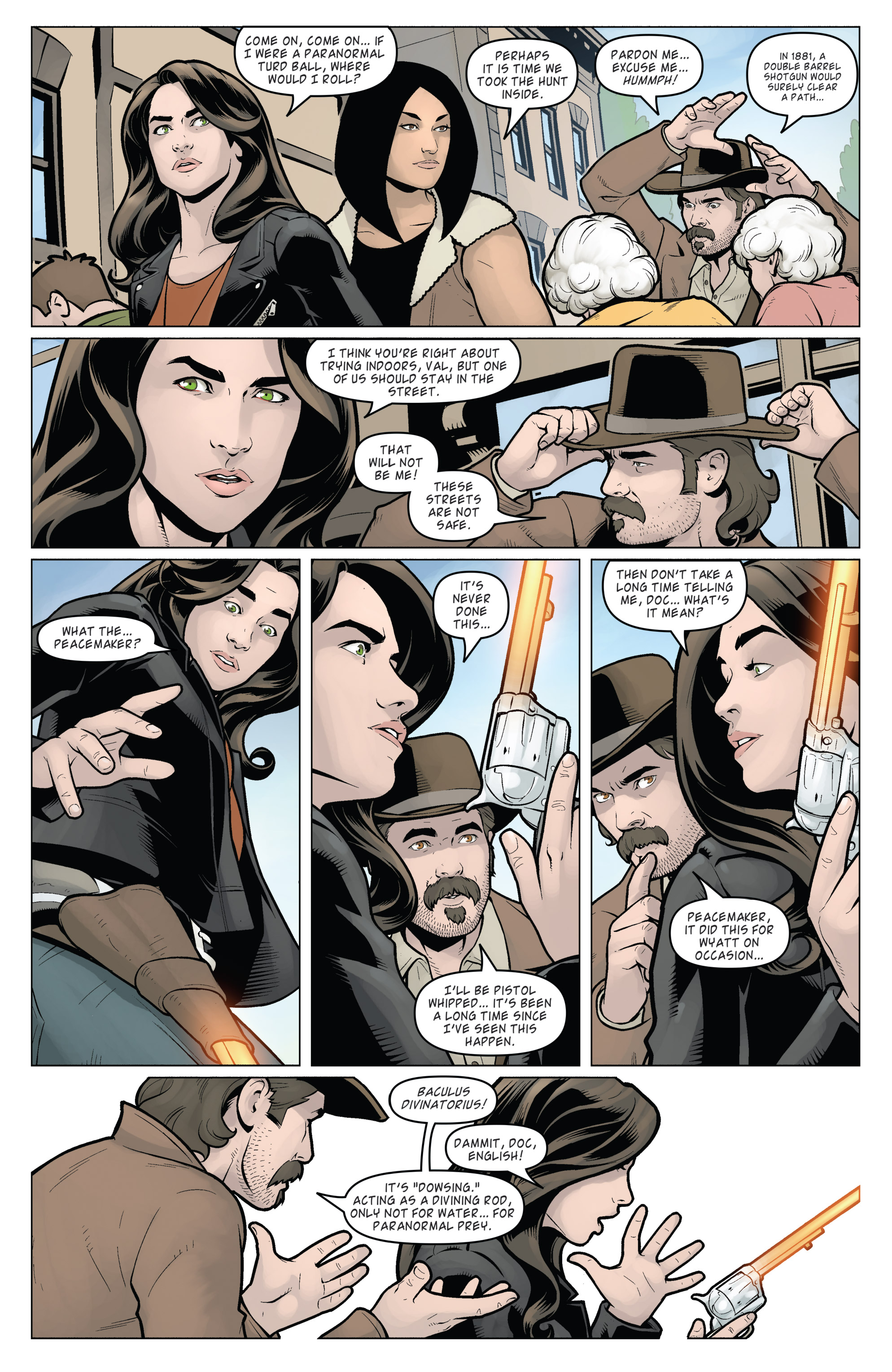 Read online Helena Crash comic -  Issue #4 - 35