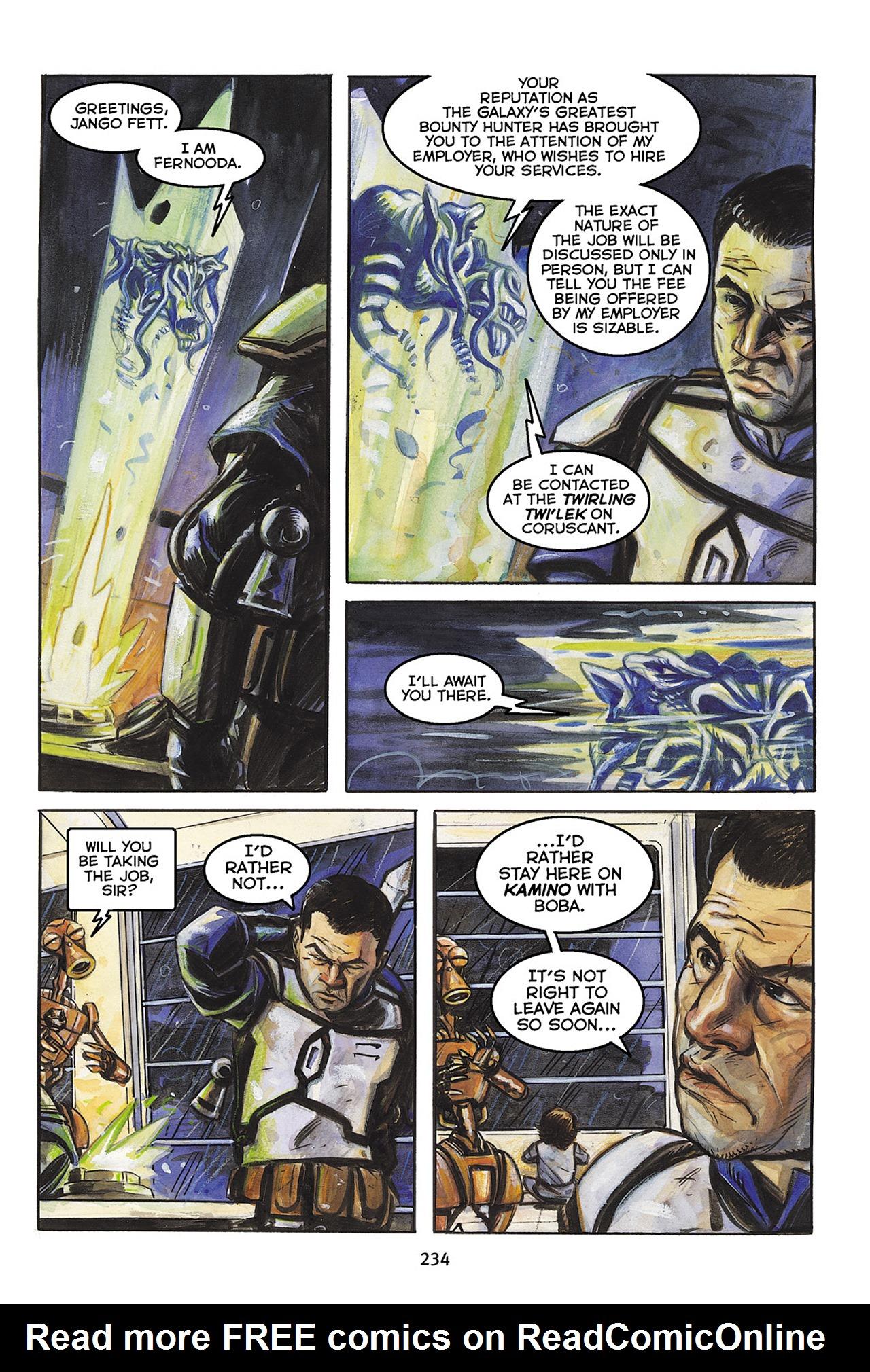 Read online Star Wars Omnibus comic -  Issue # Vol. 10 - 233