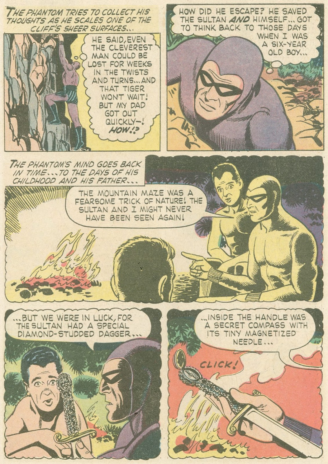 The Phantom (1966) issue 21 - Page 24