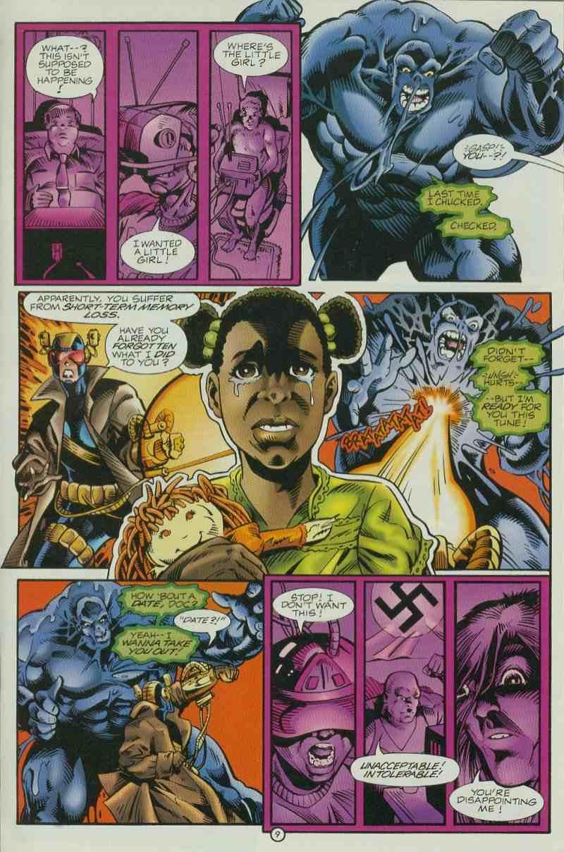 Read online Ultraverse Premiere comic -  Issue #11 - 25