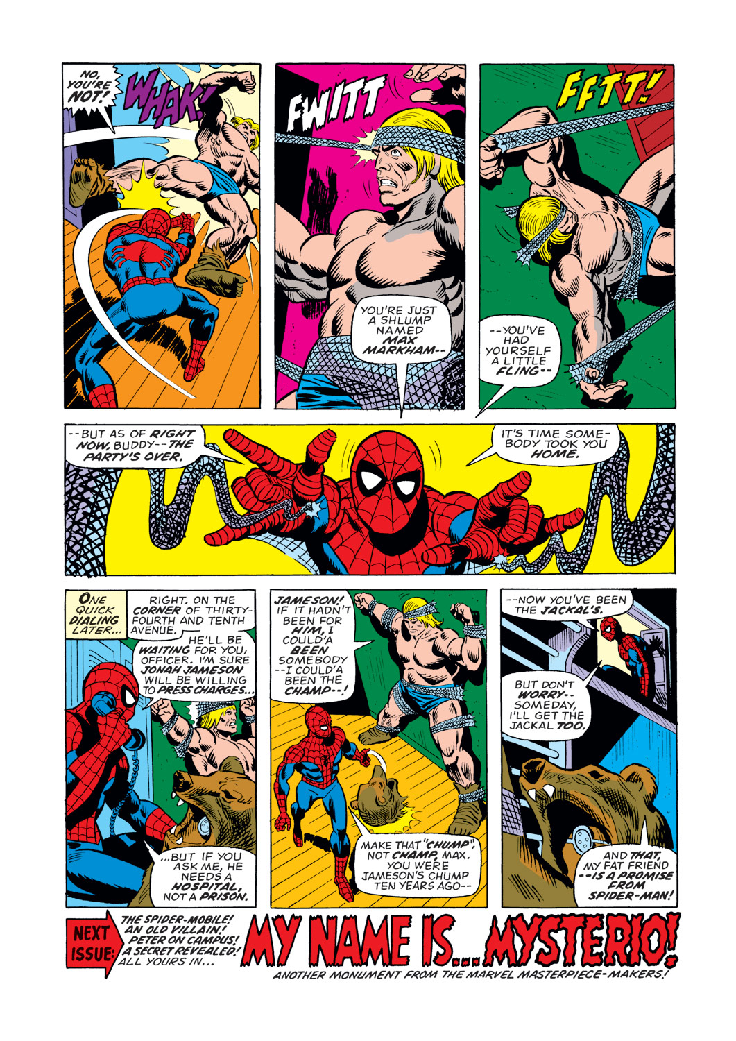 The Amazing Spider-Man (1963) 140 Page 17