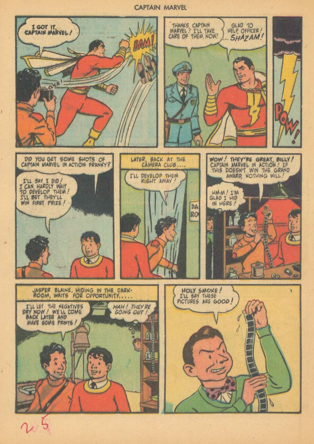 Captain Marvel Adventures issue 63 - Page 28