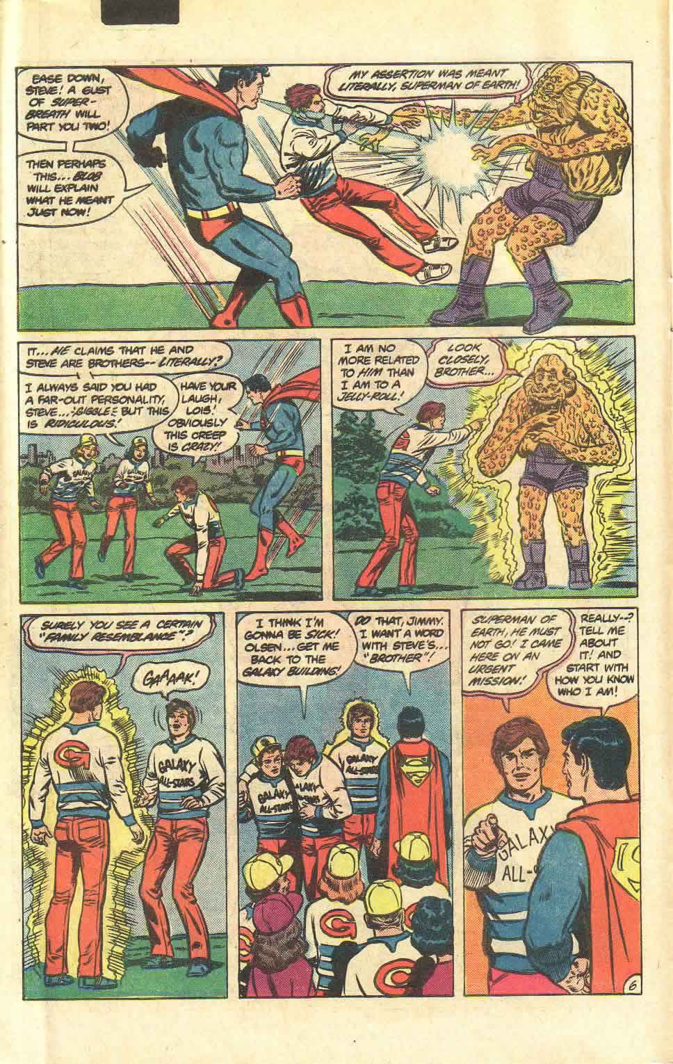 Read online Action Comics (1938) comic -  Issue #523 - 7