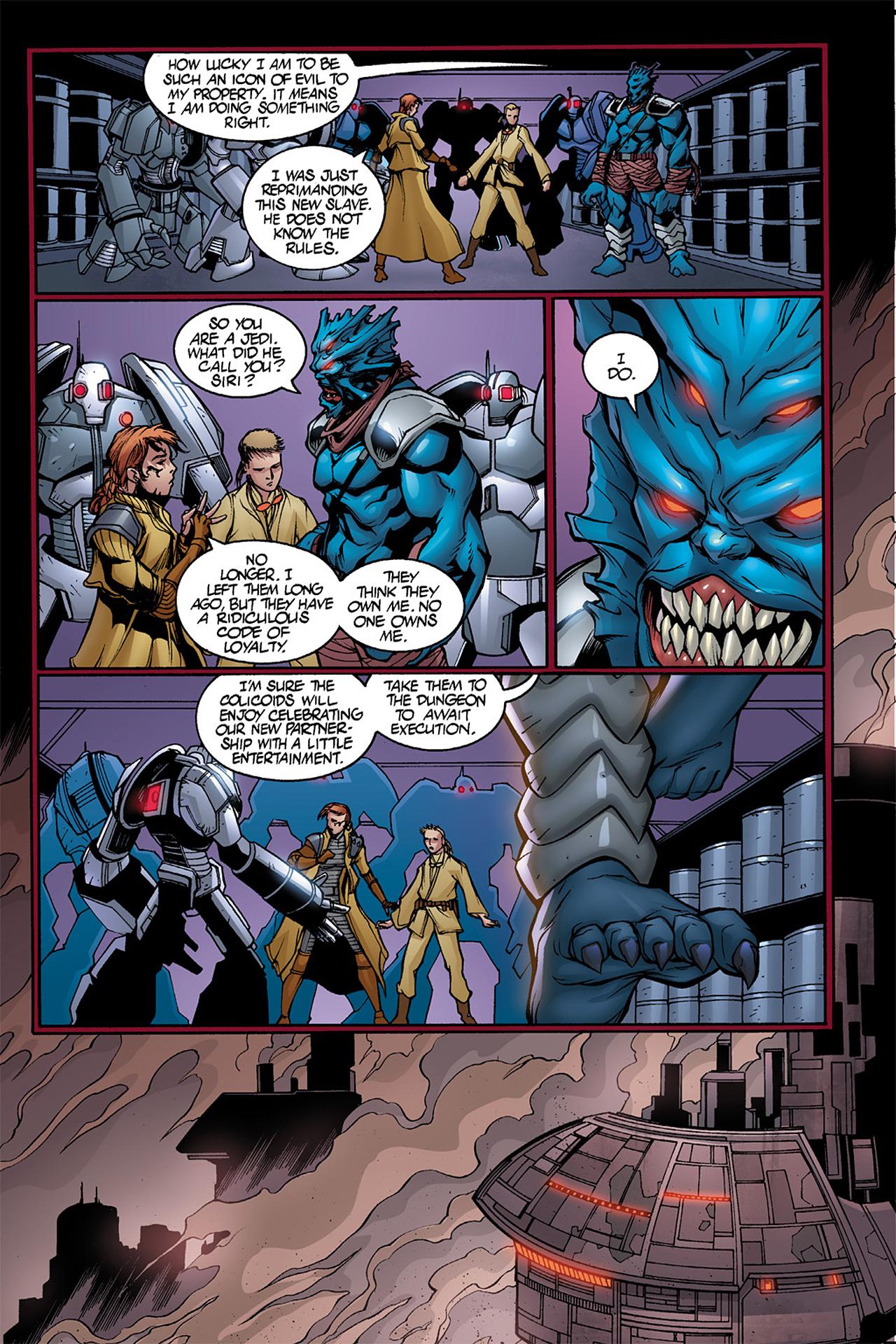 Read online Star Wars Omnibus comic -  Issue # Vol. 10 - 195