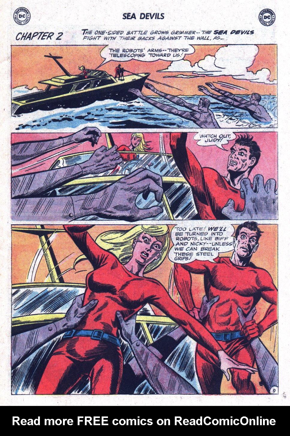 Sea Devils issue 19 - Page 13