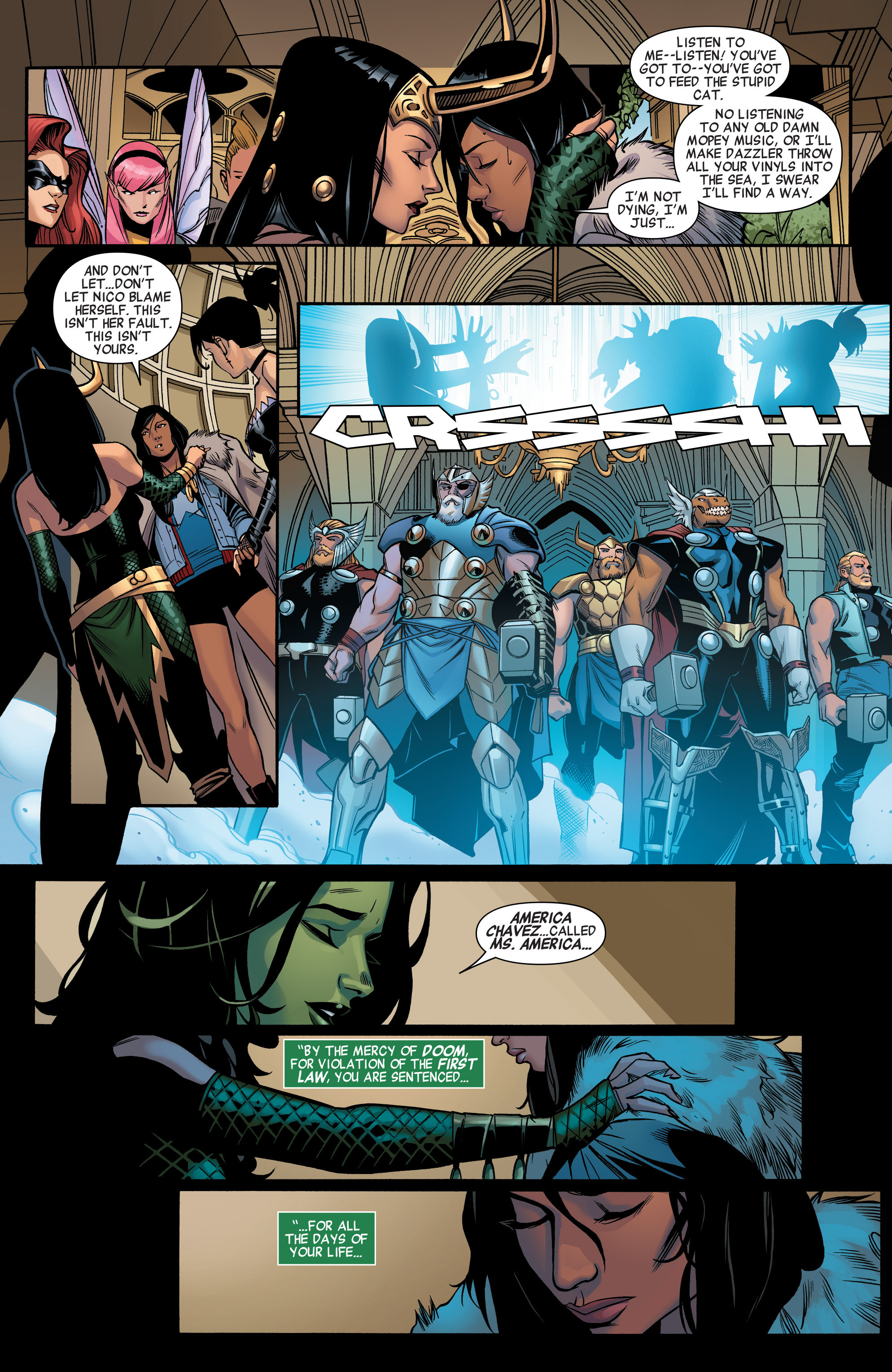 Read online A-Force (2015) comic -  Issue #1 - 14