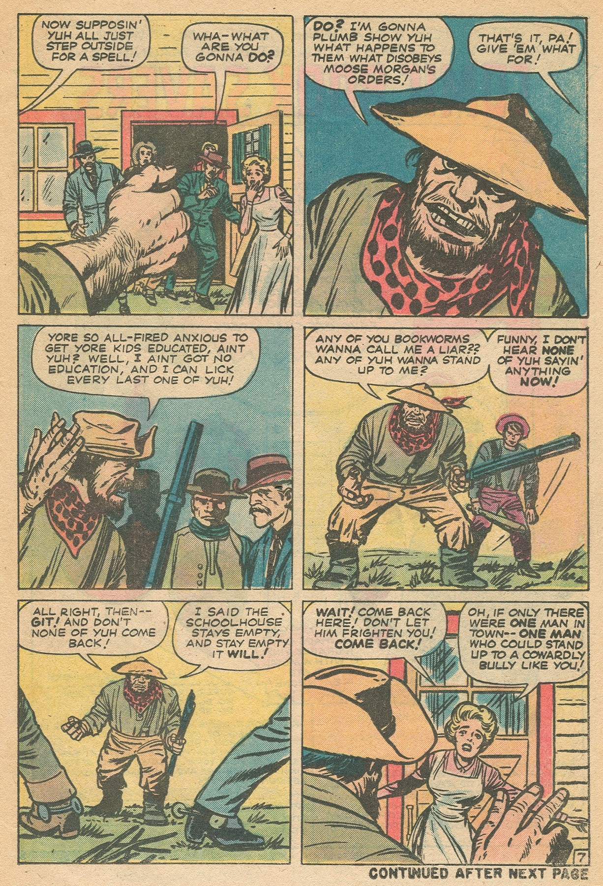 Read online Two-Gun Kid comic -  Issue #130 - 13