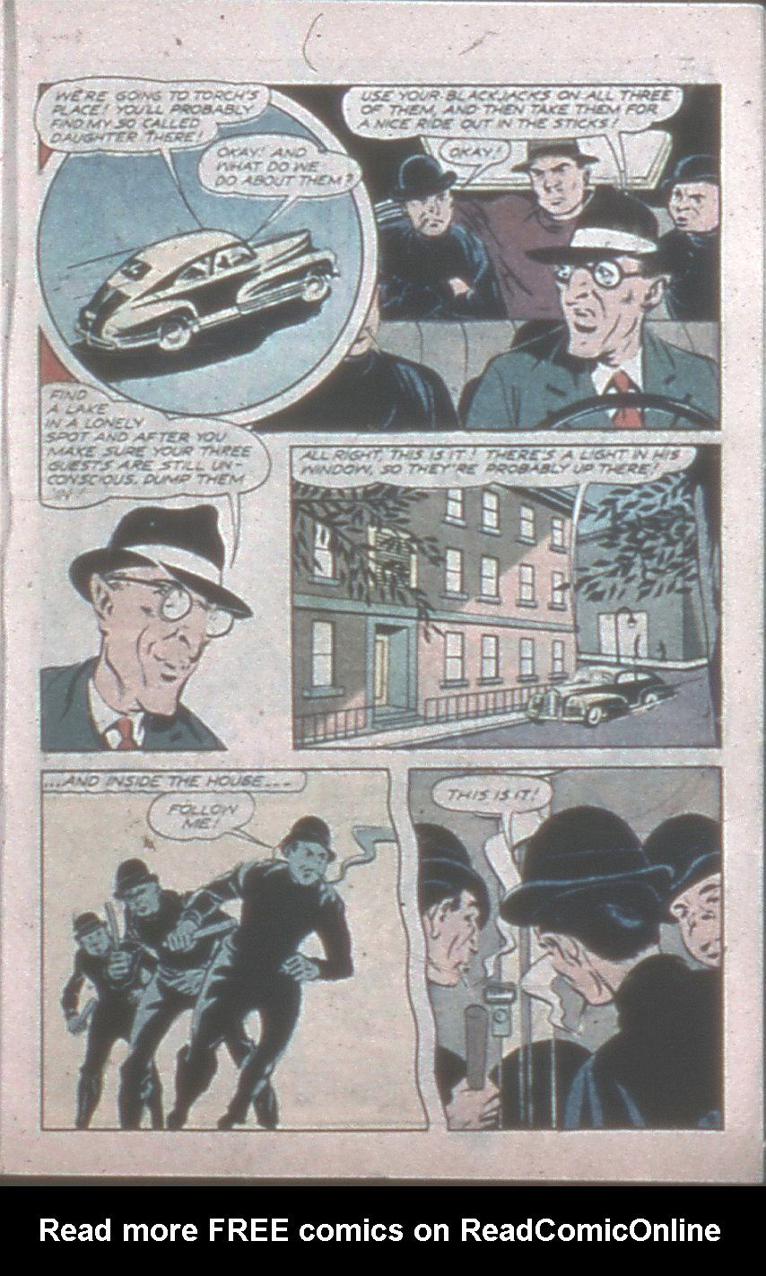 Marvel Mystery Comics (1939) issue 63 - Page 12