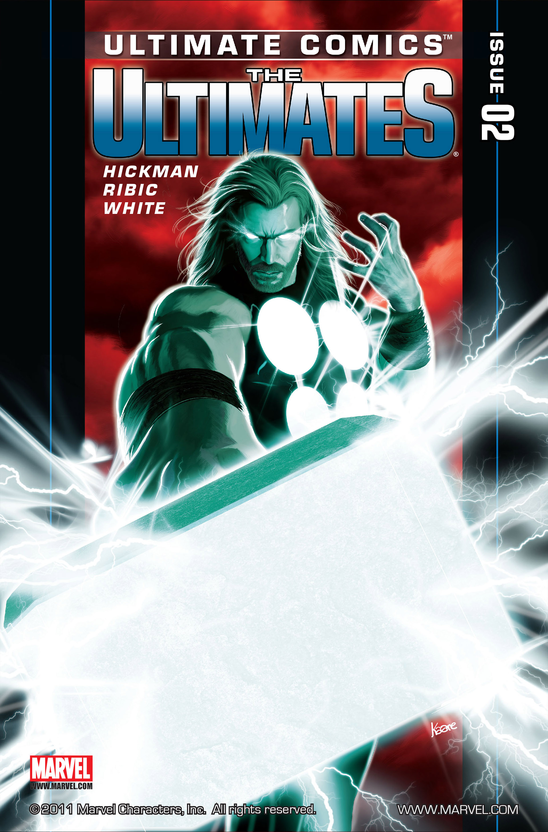 Read online Ultimate Comics Ultimates comic -  Issue #2 - 1