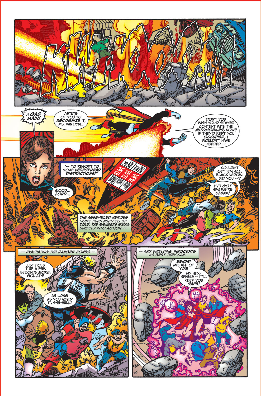 Read online Avengers (1998) comic -  Issue #34 - 8