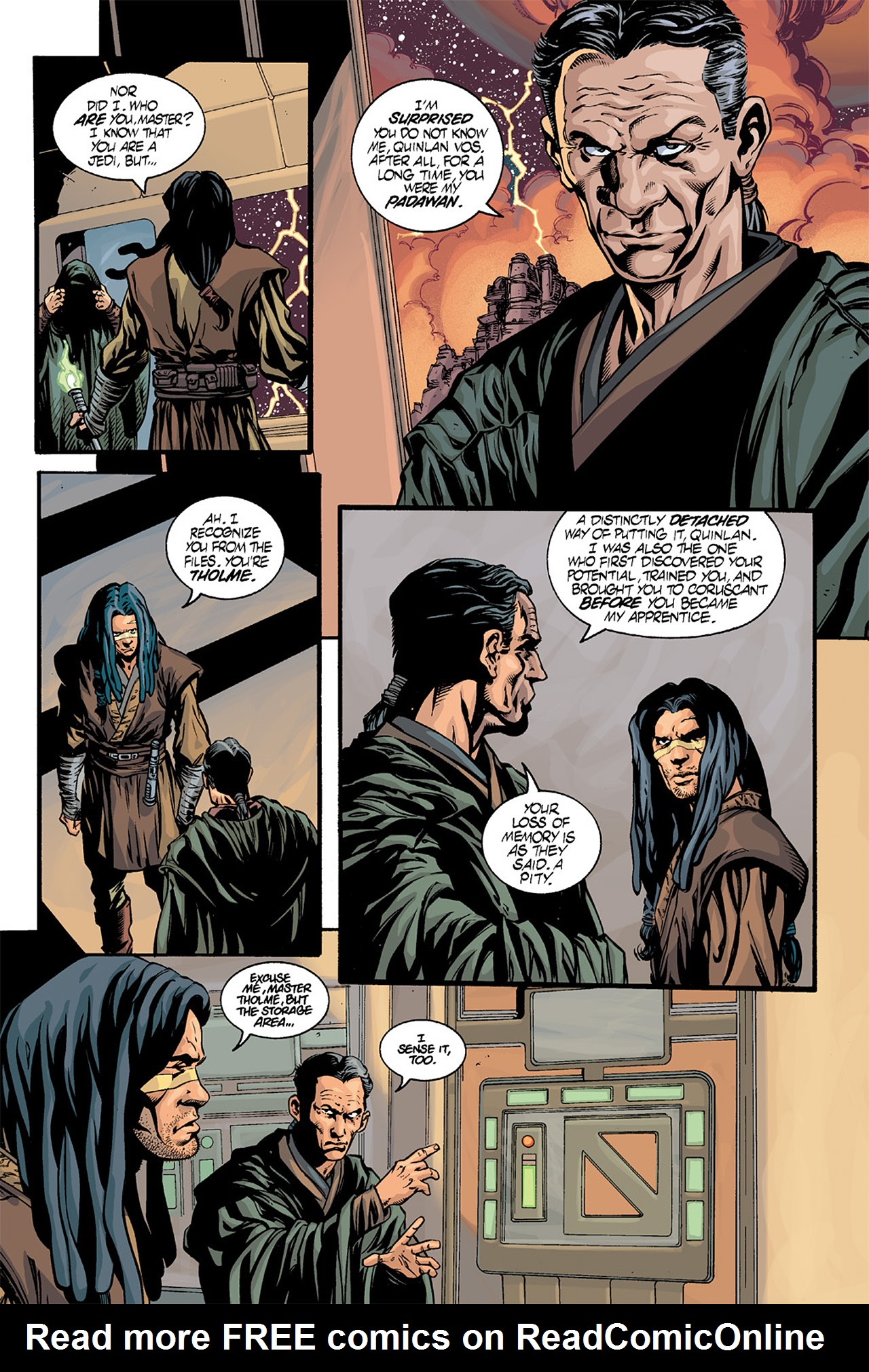 Read online Star Wars Omnibus comic -  Issue # Vol. 15 - 203