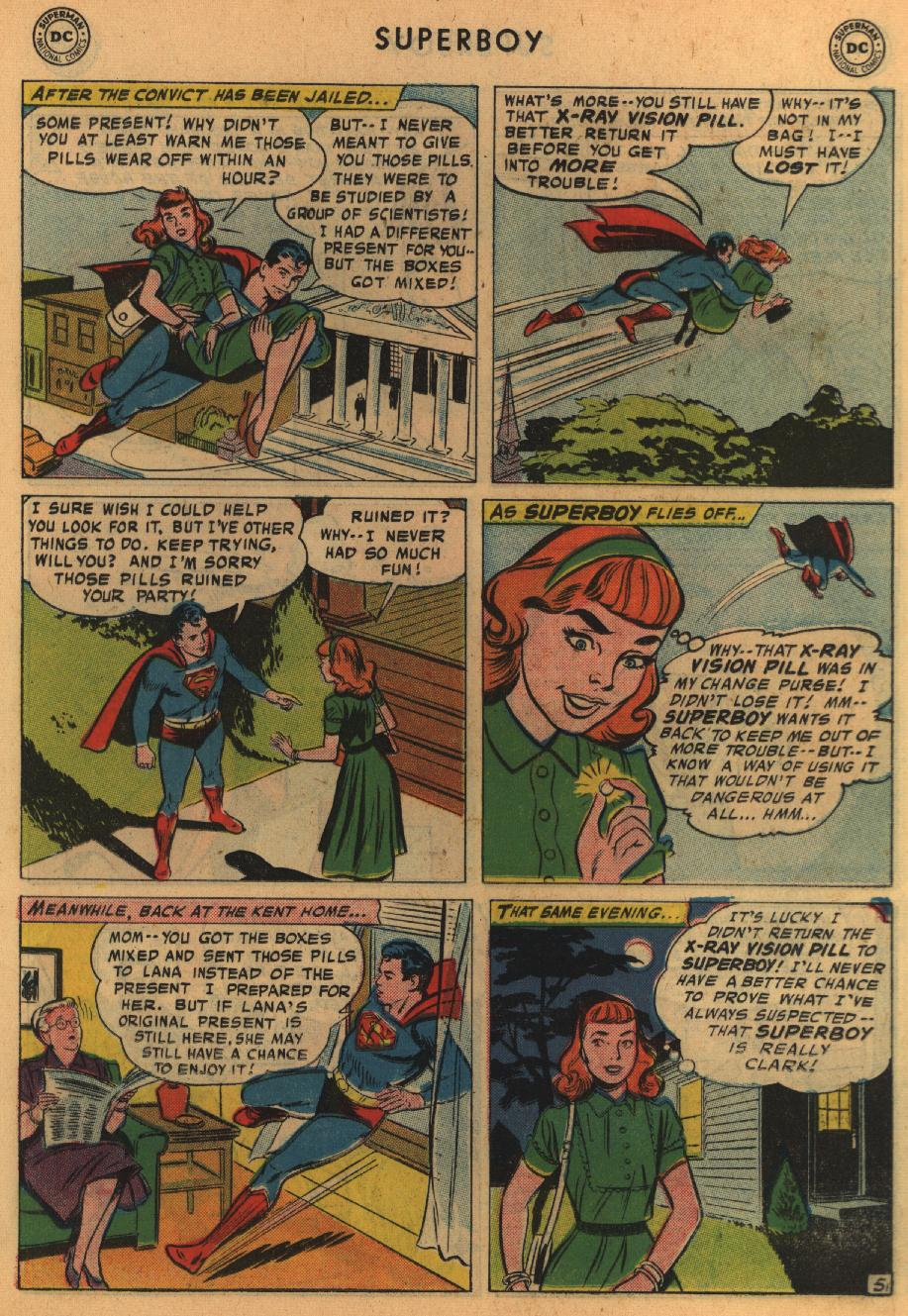 Superboy (1949) issue 64 - Page 15